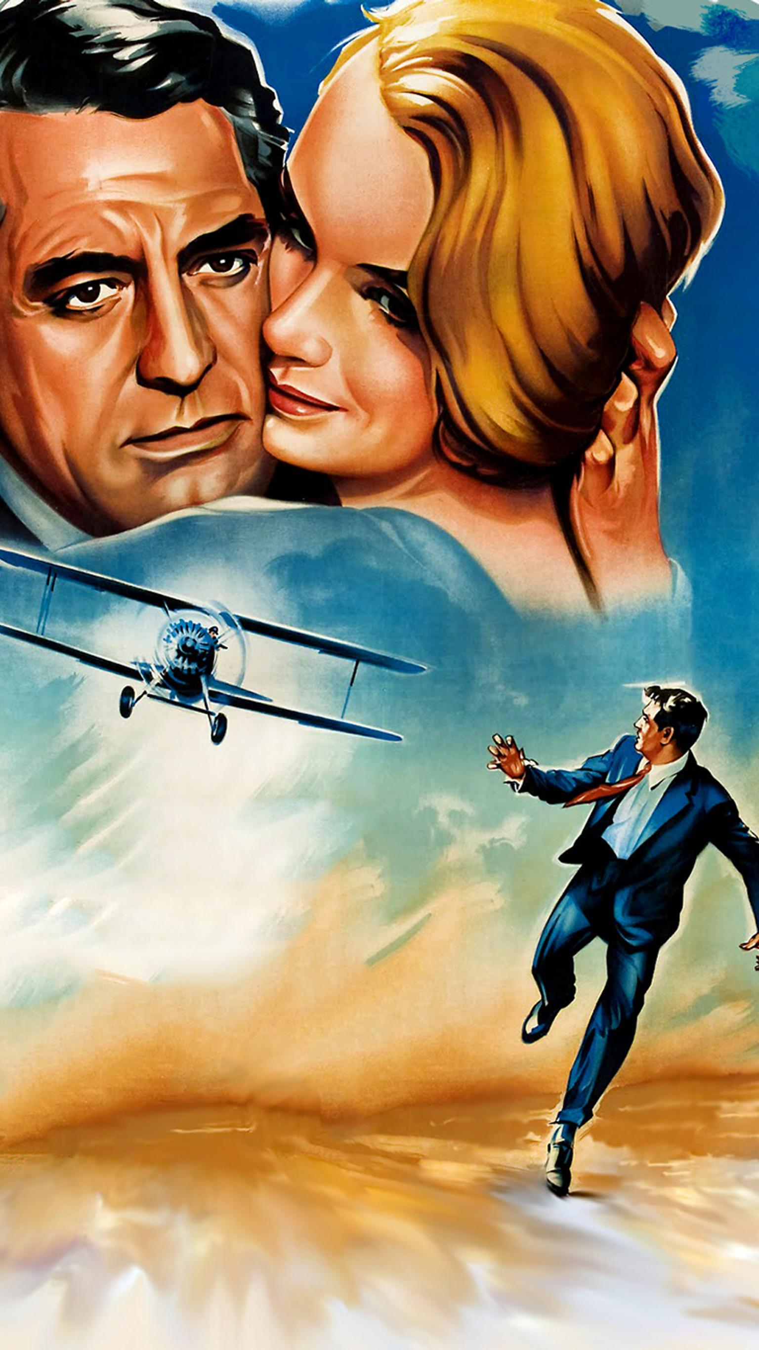 "Wallpaper for ""North by Northwest"" (1959)"