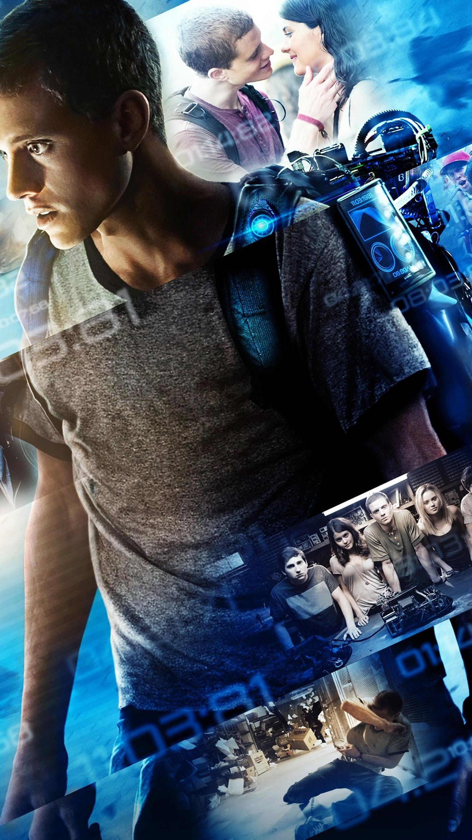 "Wallpaper for ""Project Almanac"" (2015)"