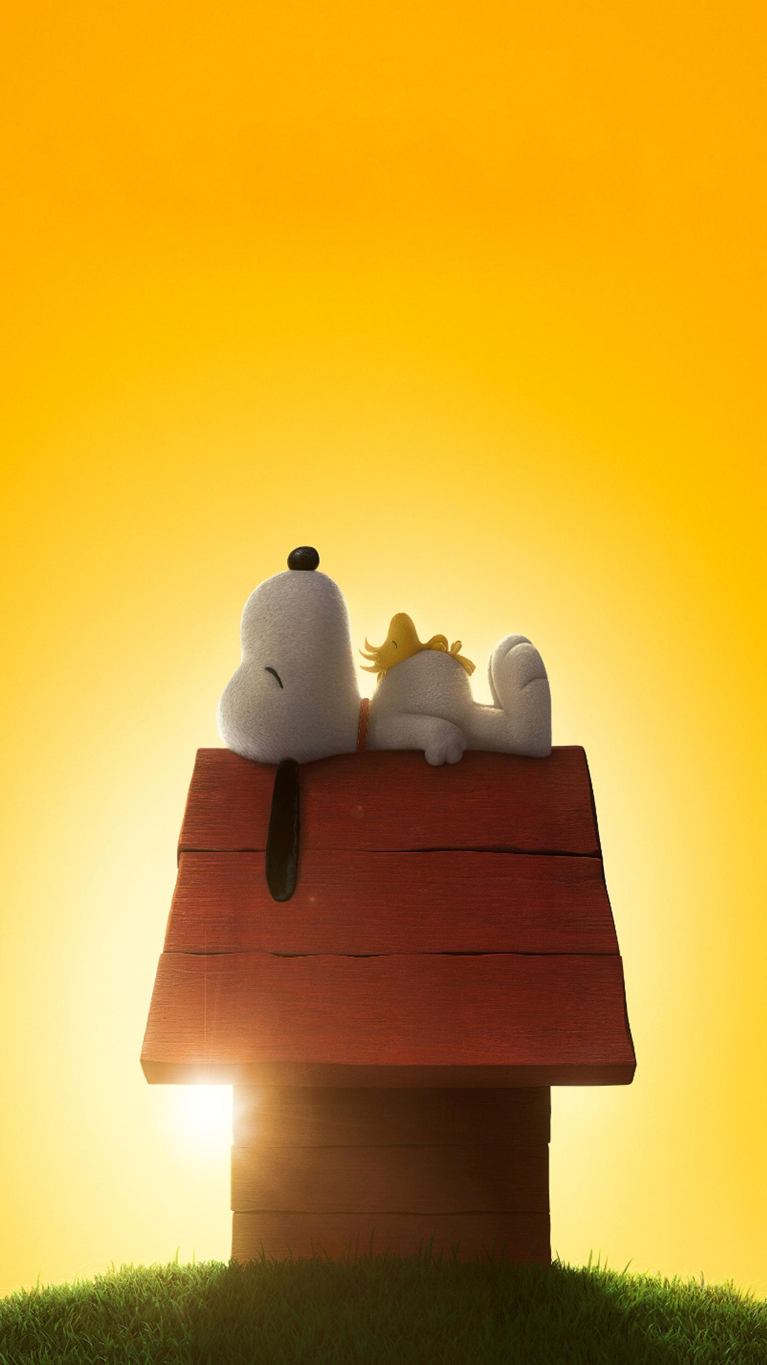 "Wallpaper for ""The Peanuts Movie"" (2015)"
