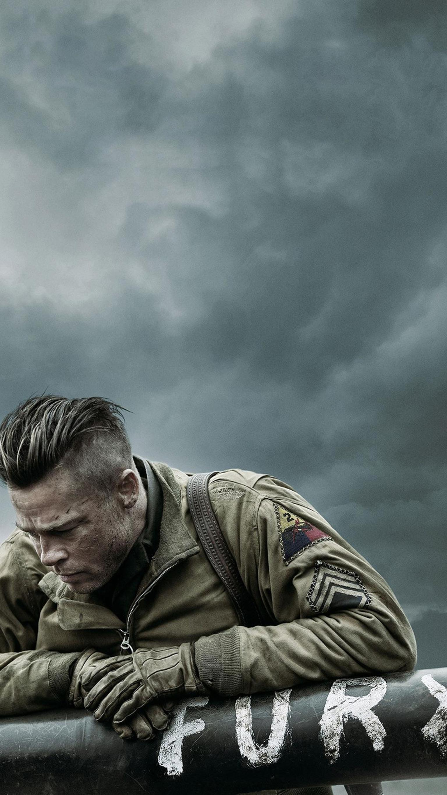 "Wallpaper for ""Fury"" (2014)"