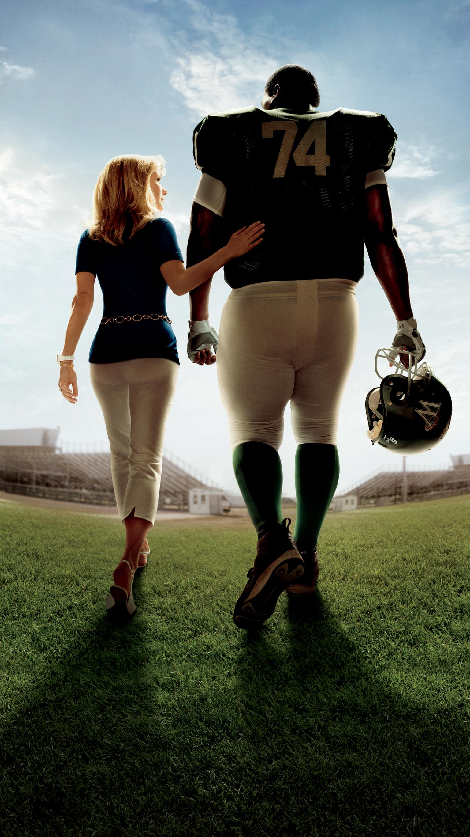 "Wallpaper for ""The Blind Side"" (2009)"
