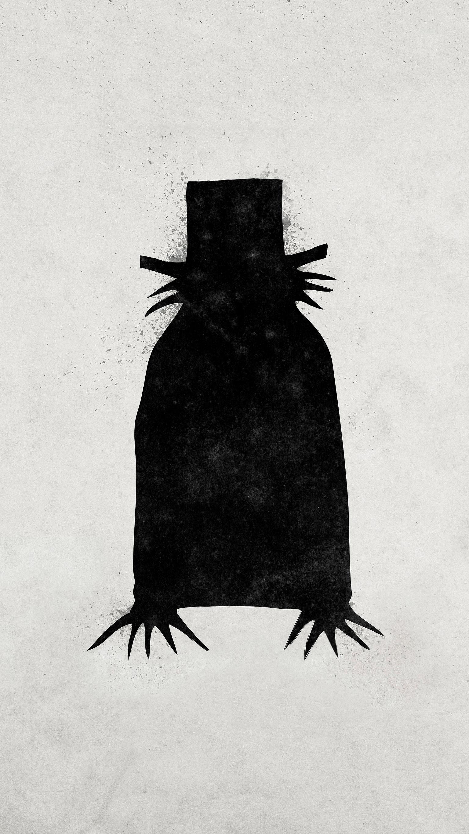 "Wallpaper for ""The Babadook"" (2014)"