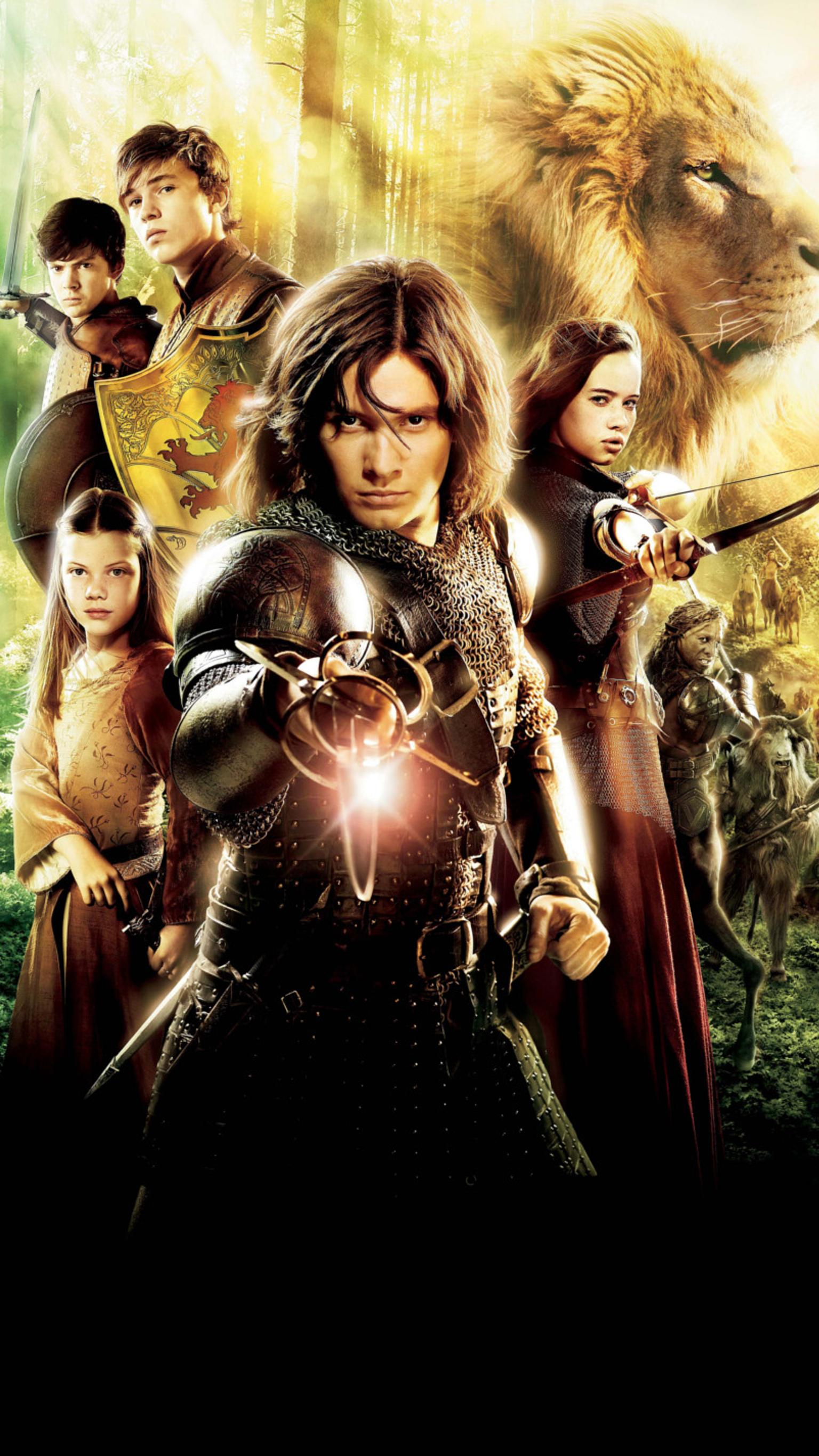 "Wallpaper for ""The Chronicles of Narnia: Prince Caspian"" (2008)"