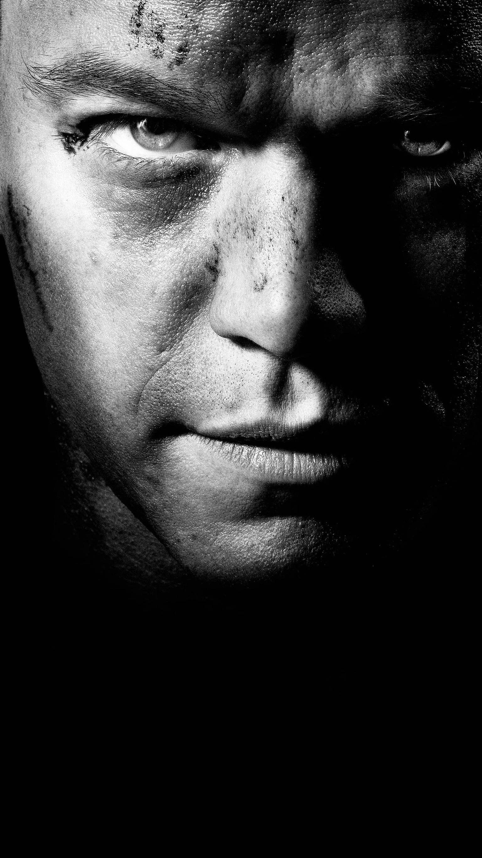 "Wallpaper for ""The Bourne Ultimatum"" (2007)"