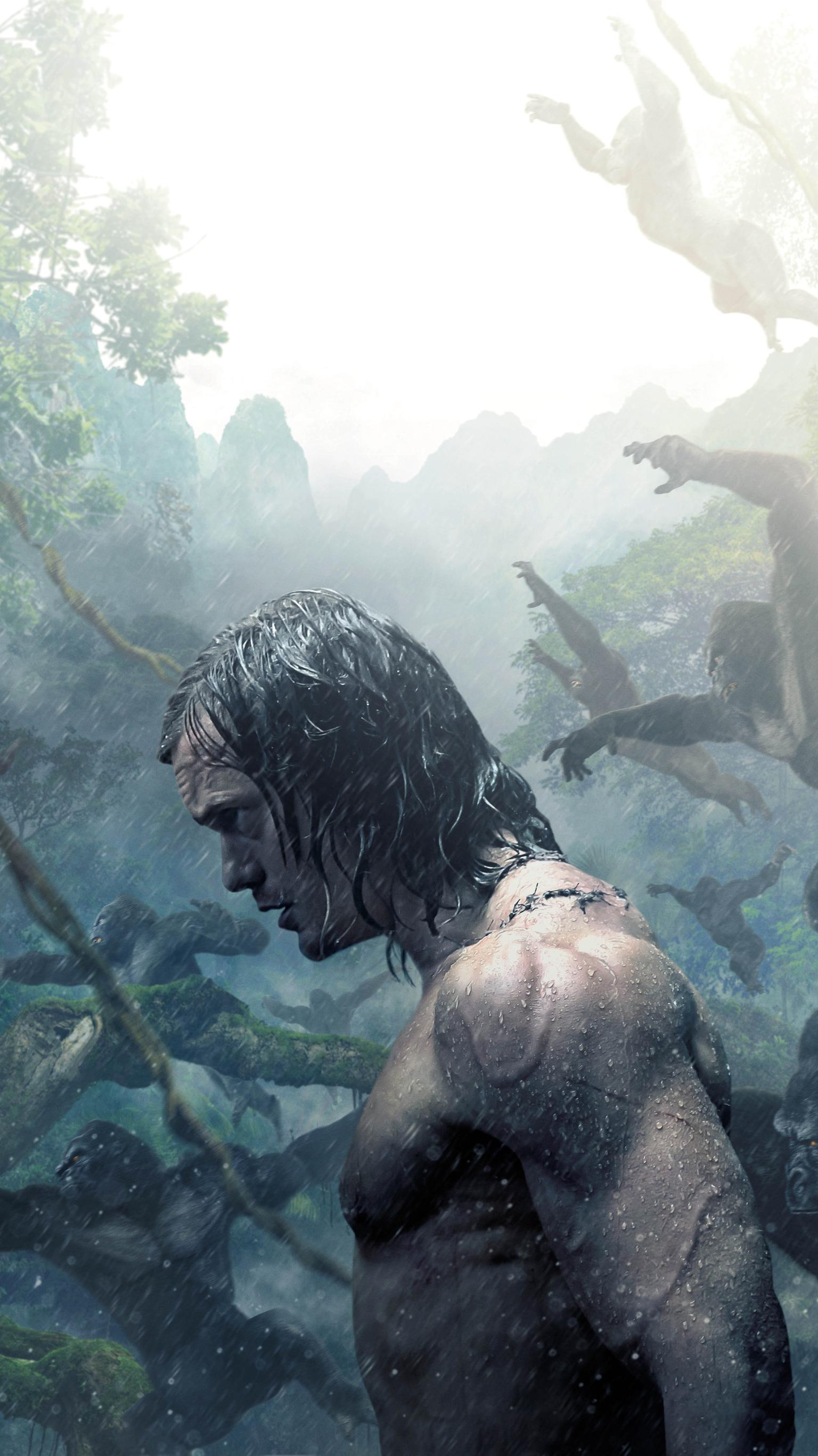 "Wallpaper for ""The Legend of Tarzan"" (2016)"