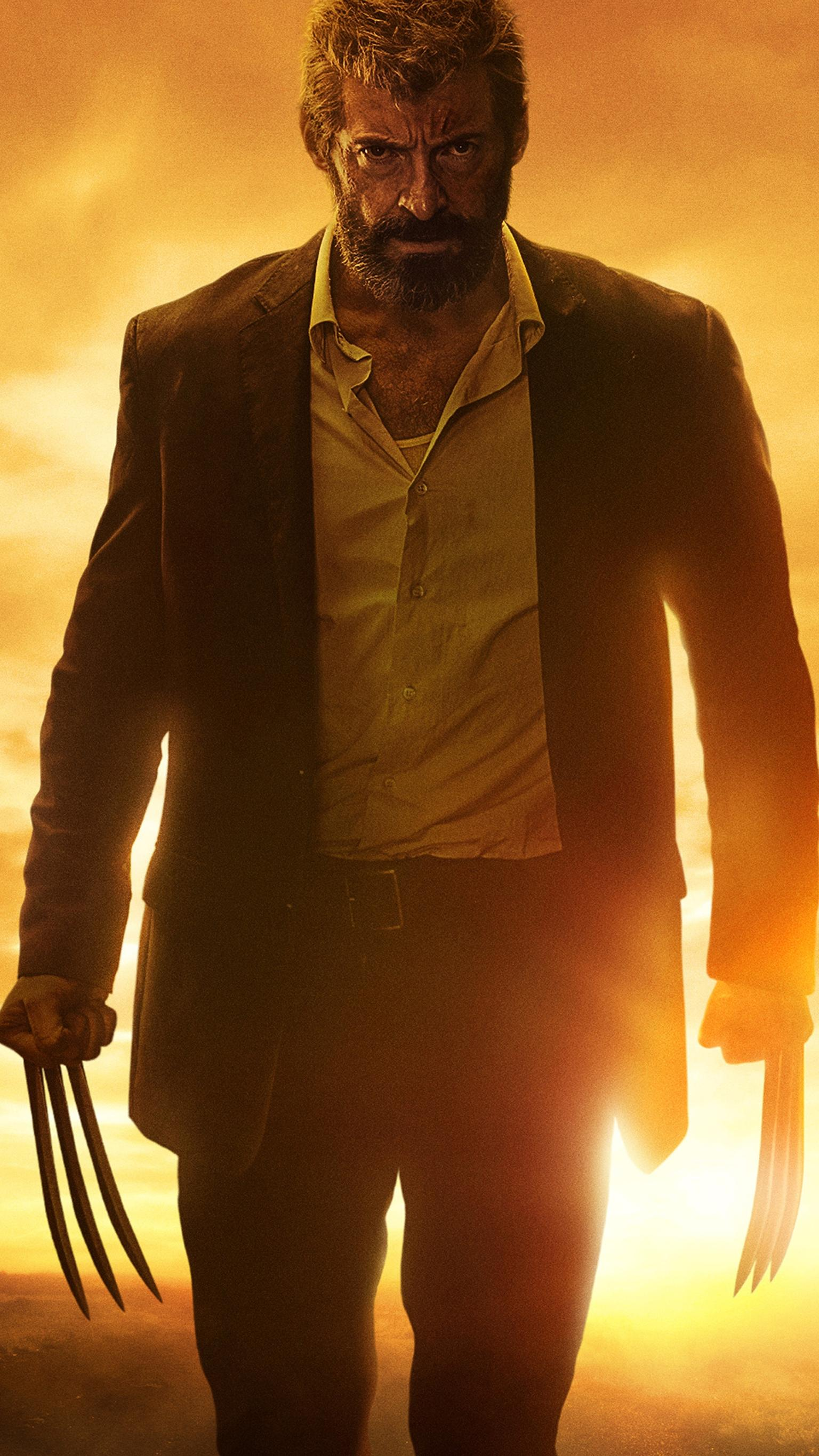 "Wallpaper for ""Logan"" (2017)"