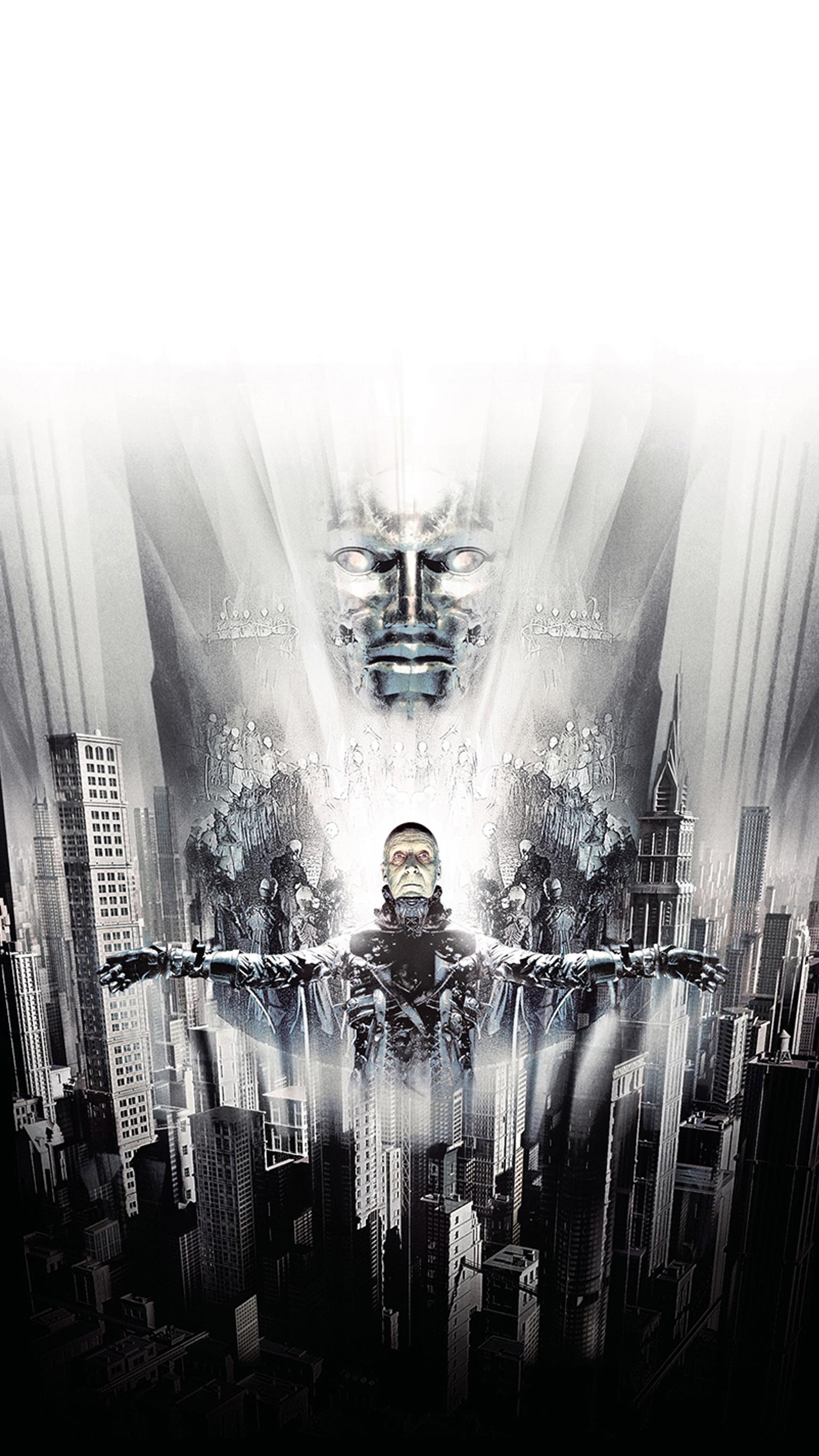 "Wallpaper for ""Dark City"" (1998)"