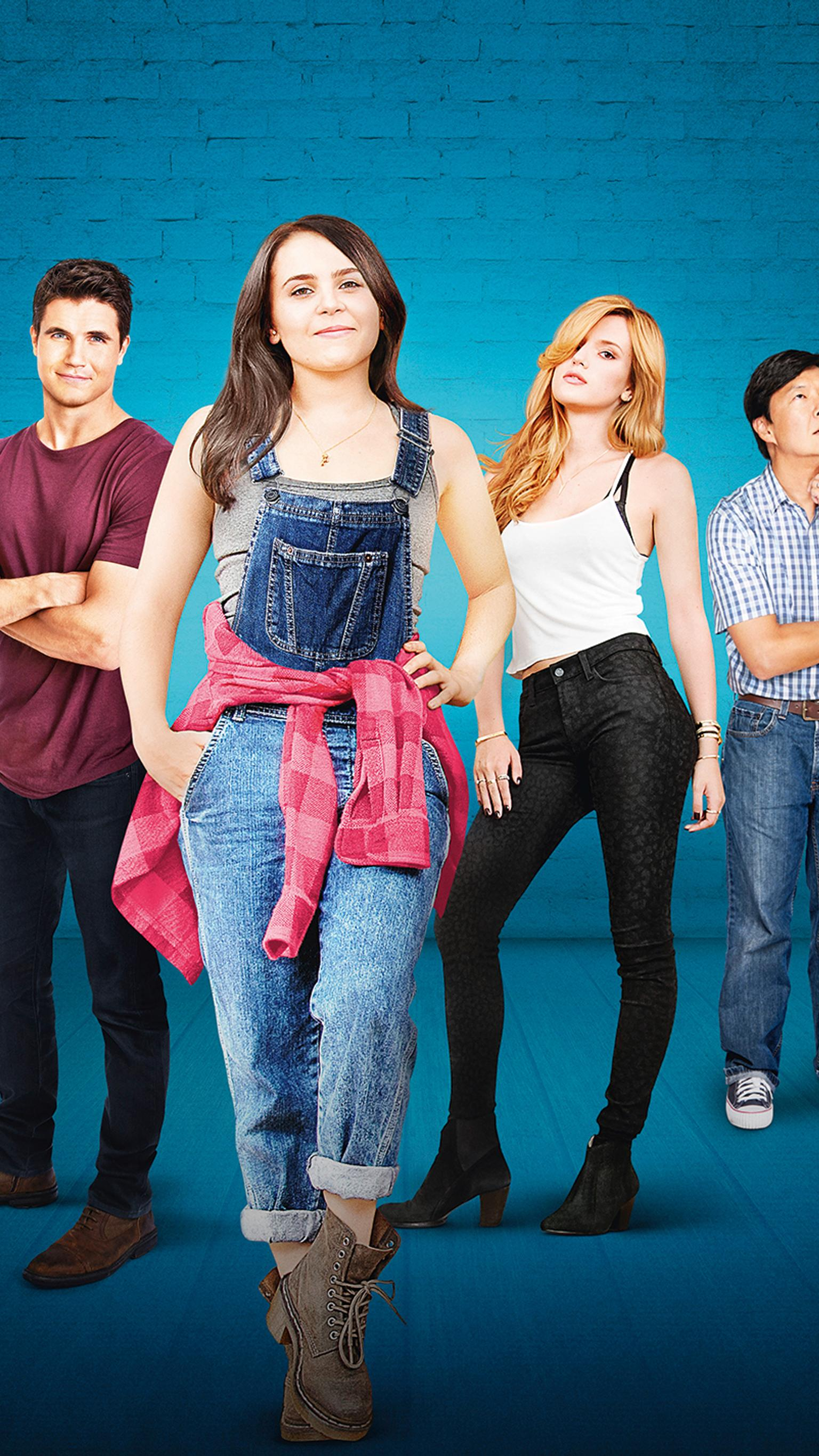 "Wallpaper for ""The DUFF"" (2015)"