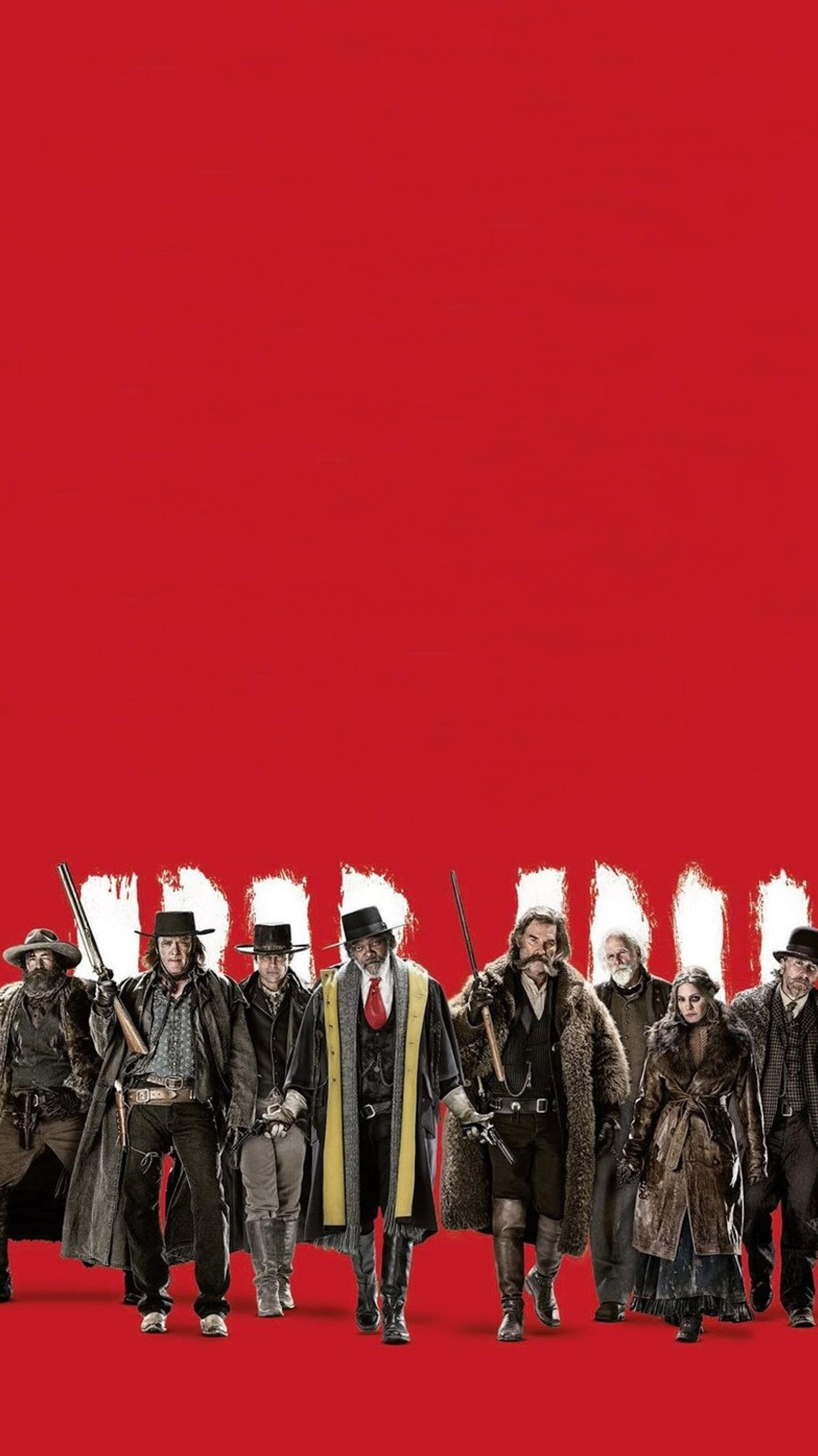 "Wallpaper for ""The Hateful Eight"" (2015)"