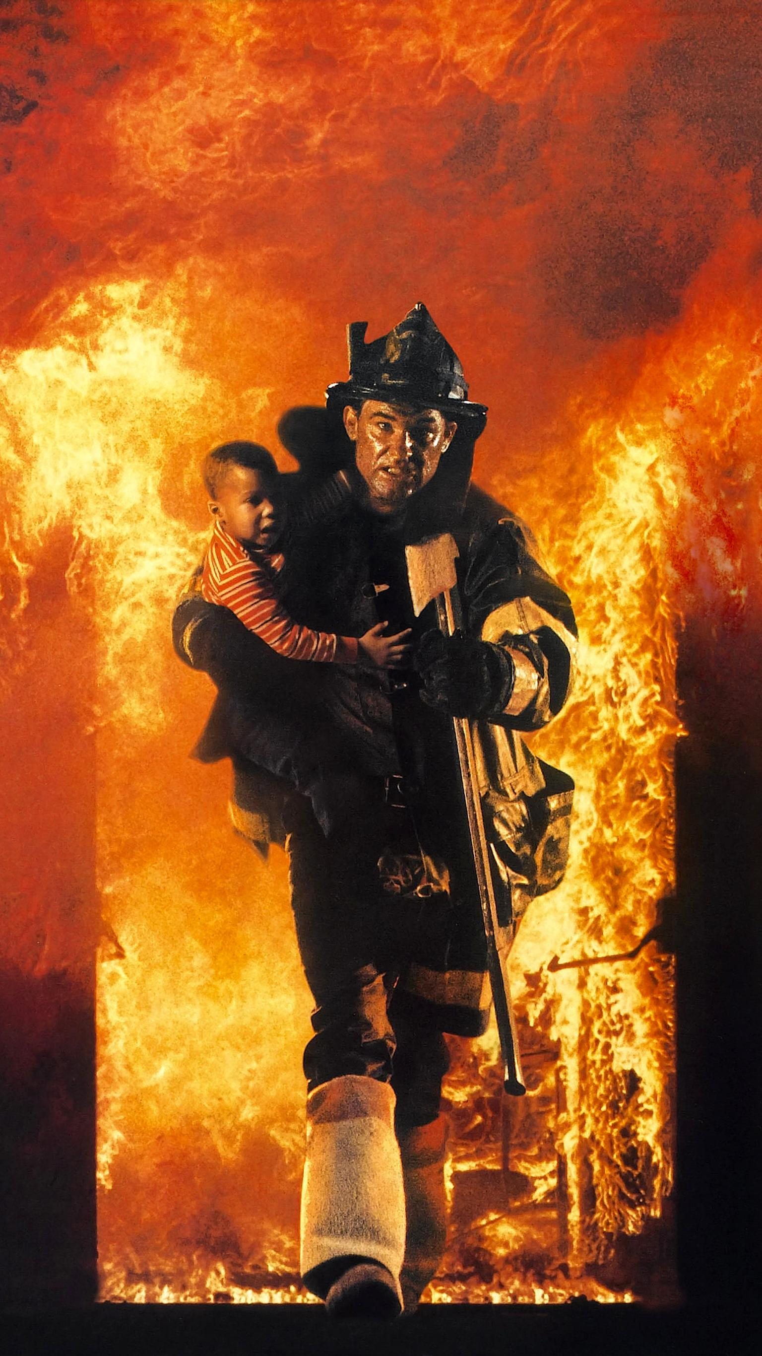 "Wallpaper for ""Backdraft"" (1991)"