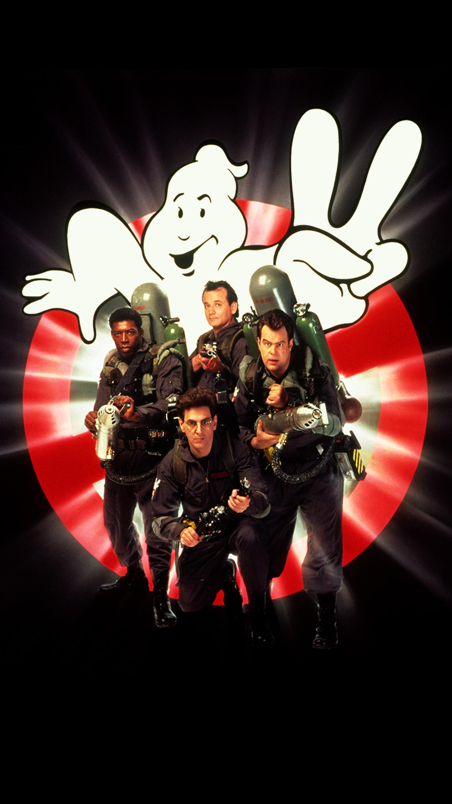 "Wallpaper for ""Ghostbusters II"" (1989)"