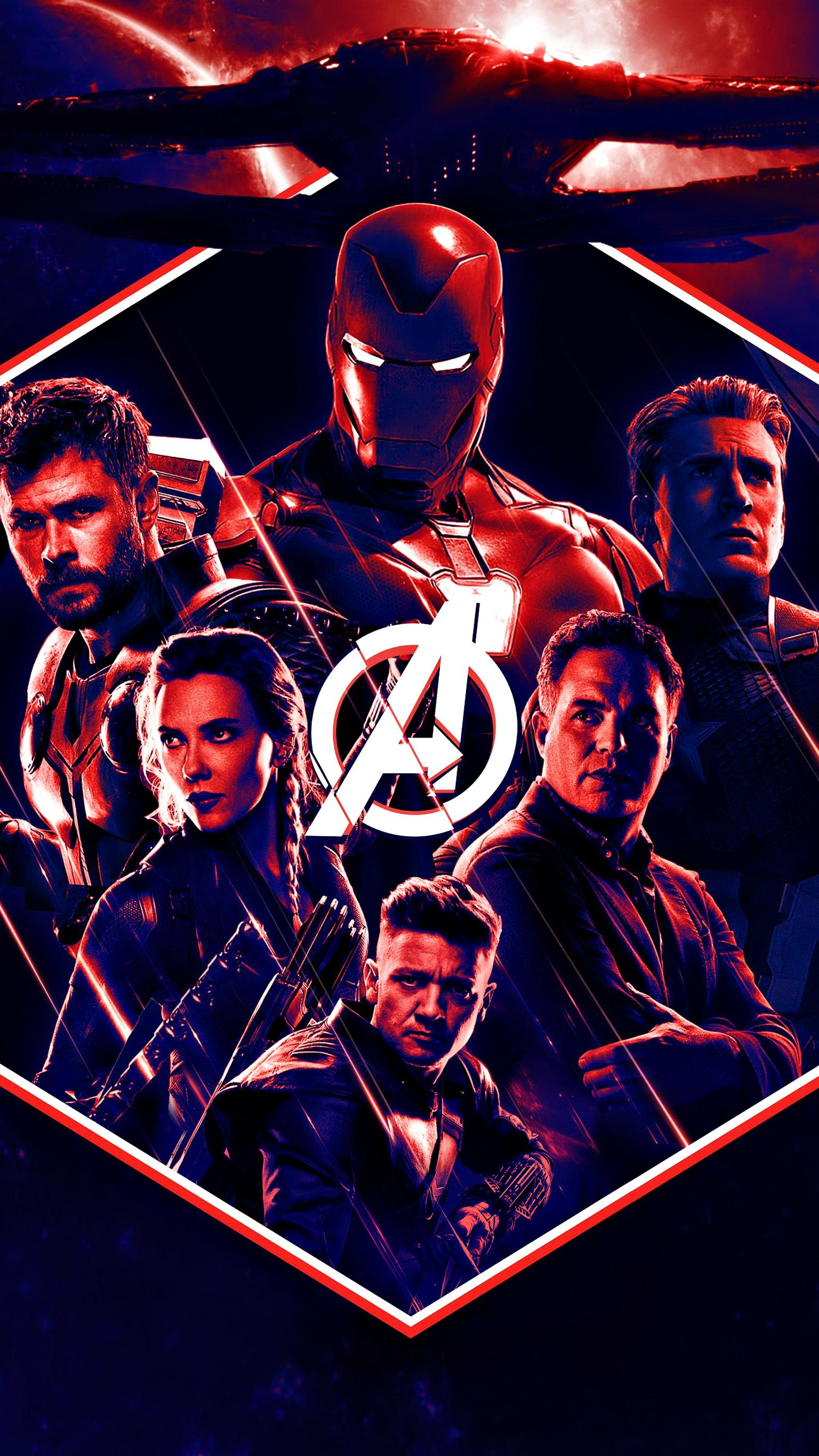 "Wallpaper for ""Avengers: Endgame"" (2019)"