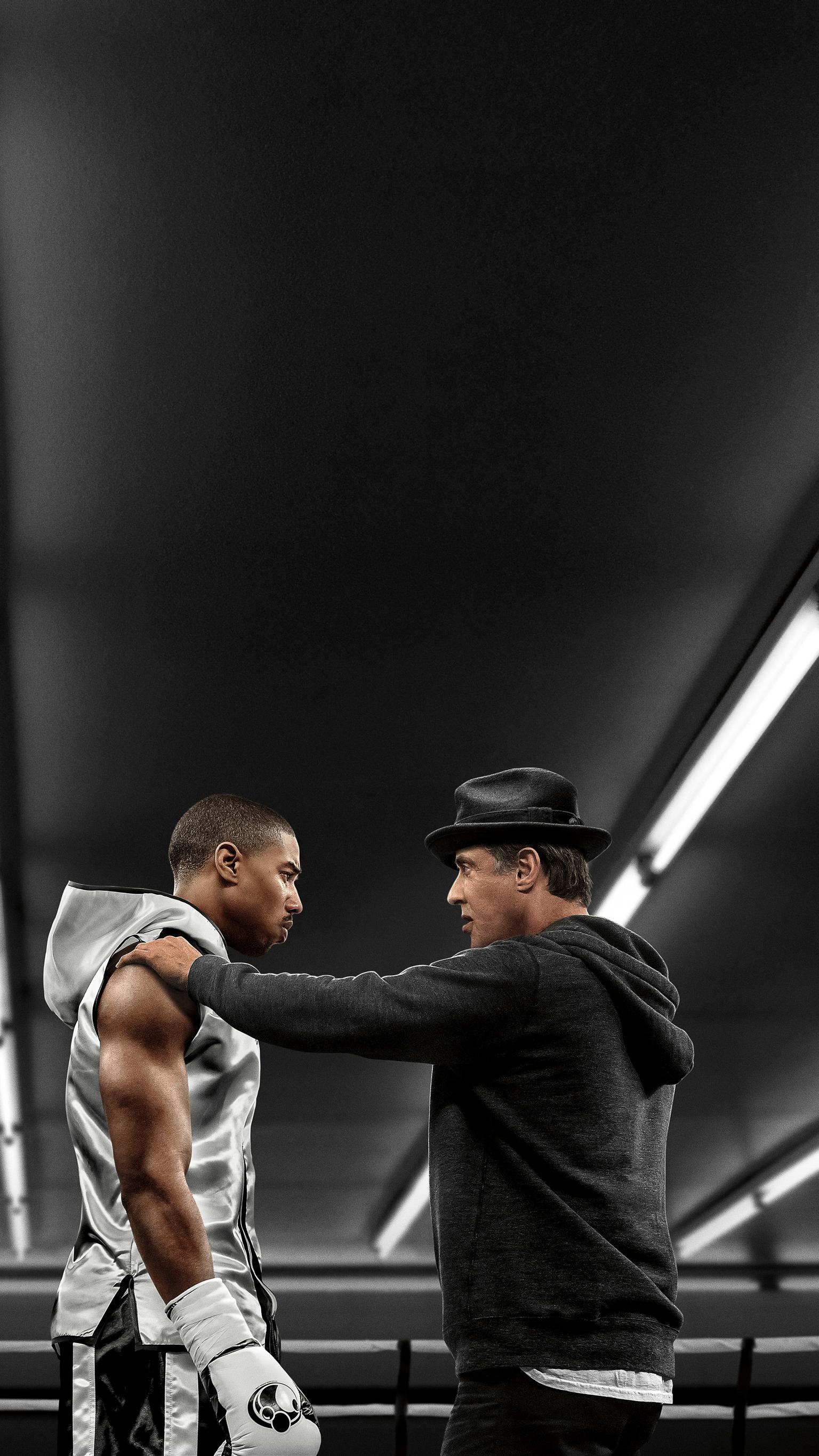 "Wallpaper for ""Creed"" (2015)"