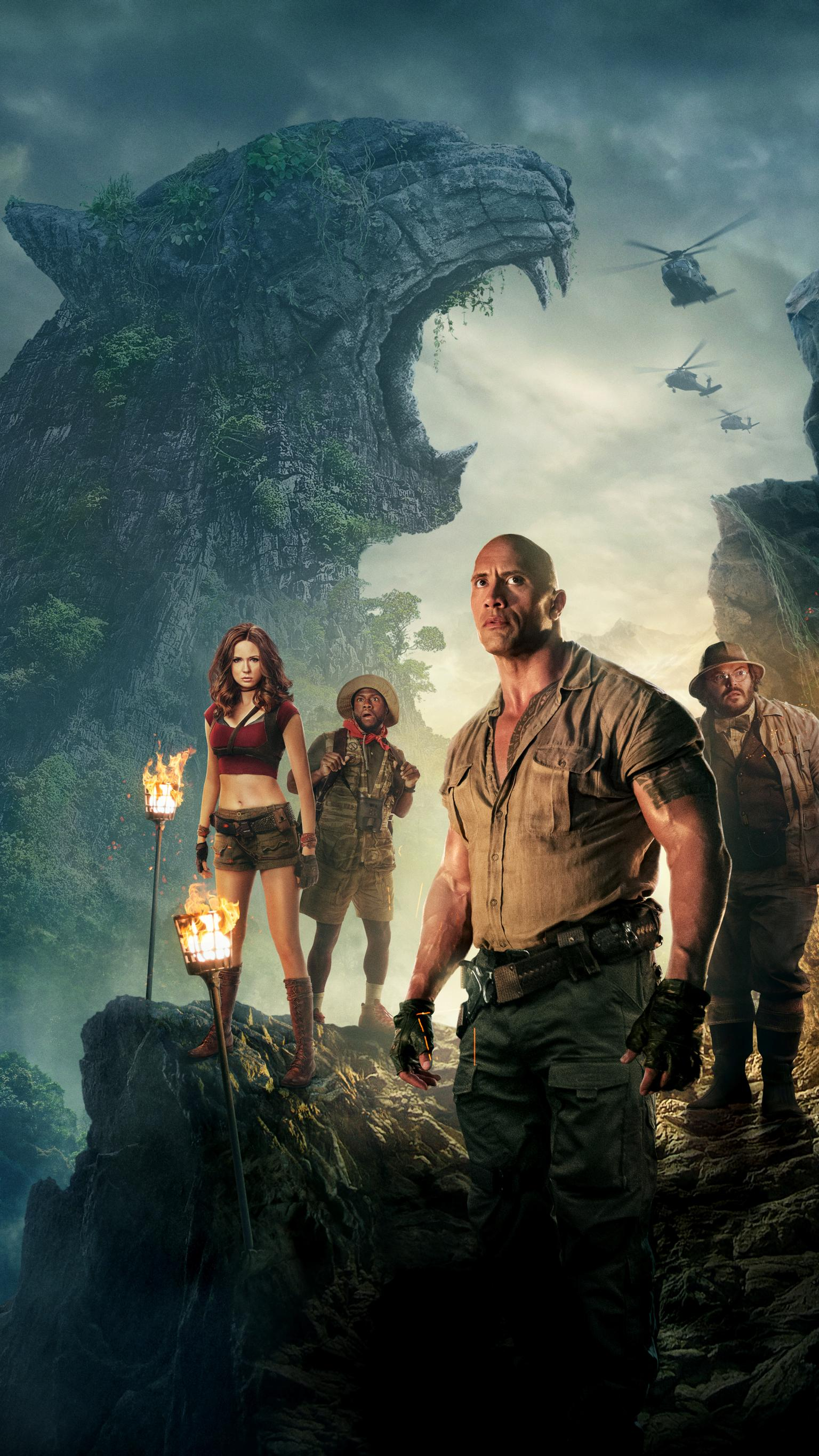 Jumanji: Welcome To The Jungle [DVD] - Xtra-vision Xpress