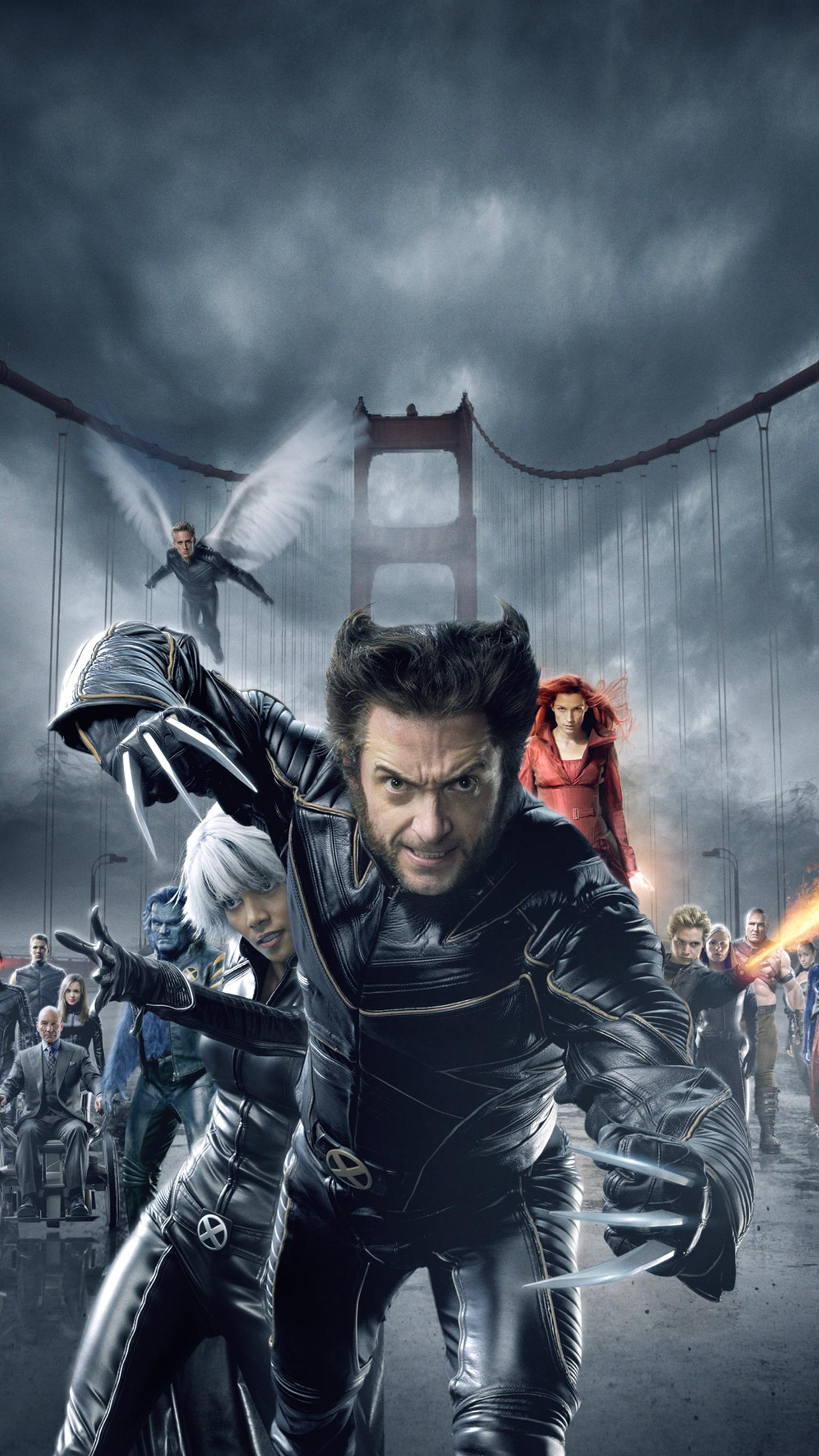 "Wallpaper for ""X-Men: The Last Stand"" (2006)"