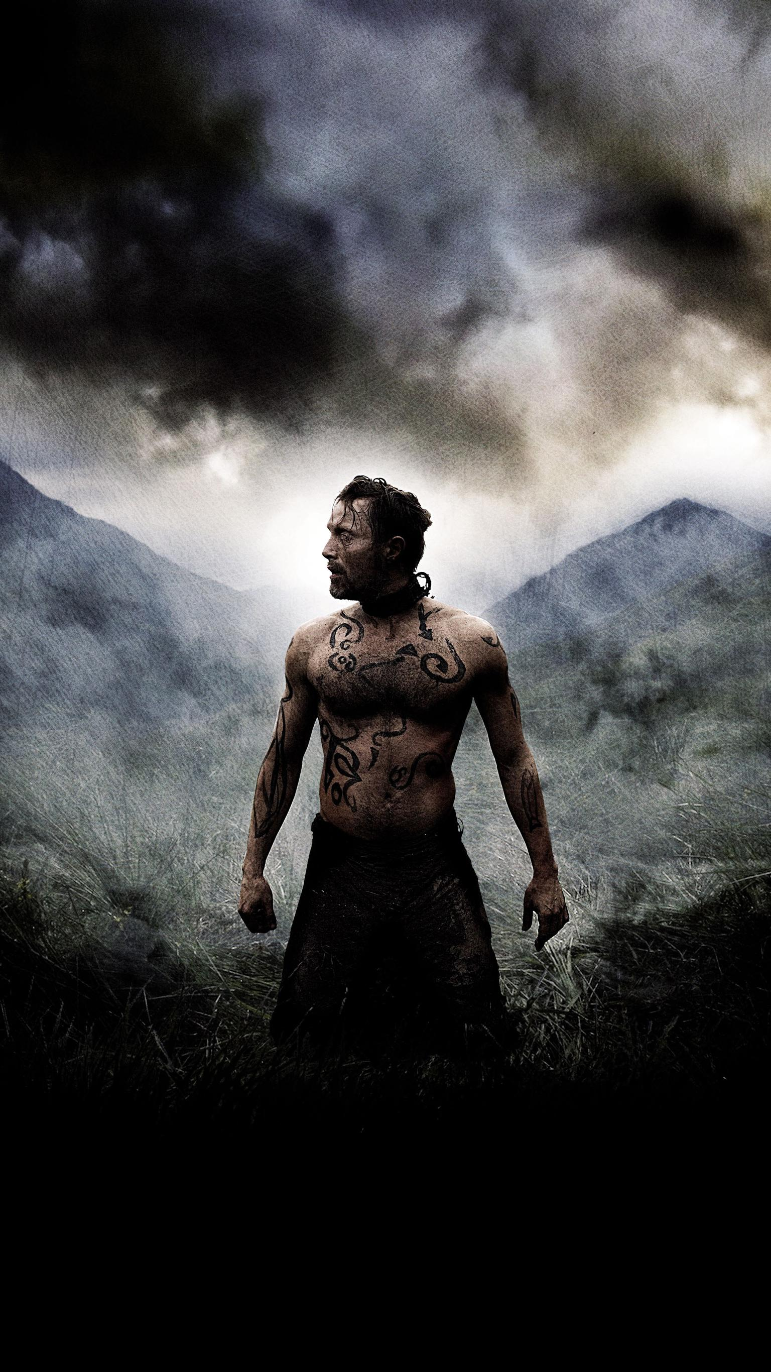 "Wallpaper for ""Valhalla Rising"" (2009)"