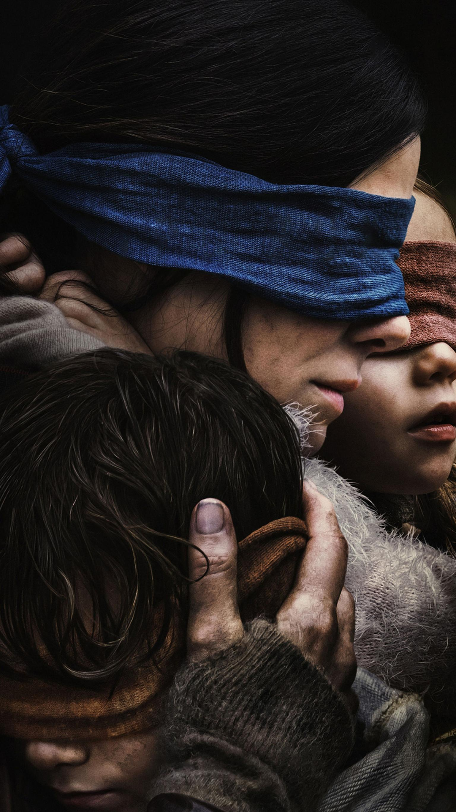 "Wallpaper for ""Bird Box"" (2018)"