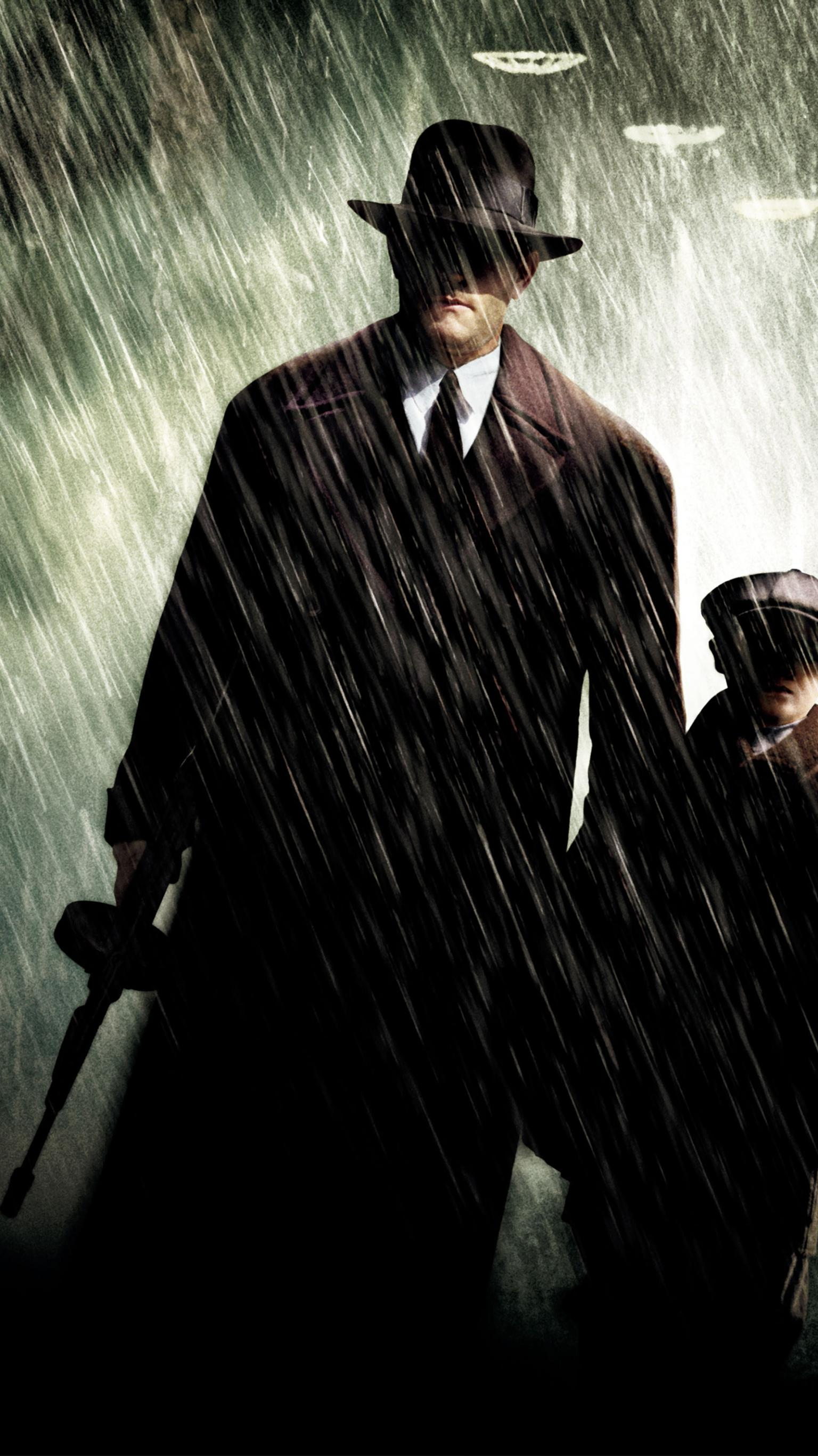 "Wallpaper for ""Road to Perdition"" (2002)"