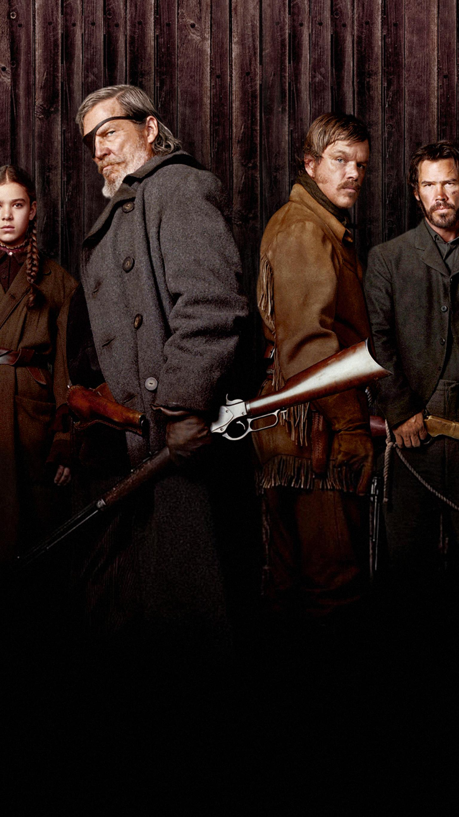 "Wallpaper for ""True Grit"" (2010)"