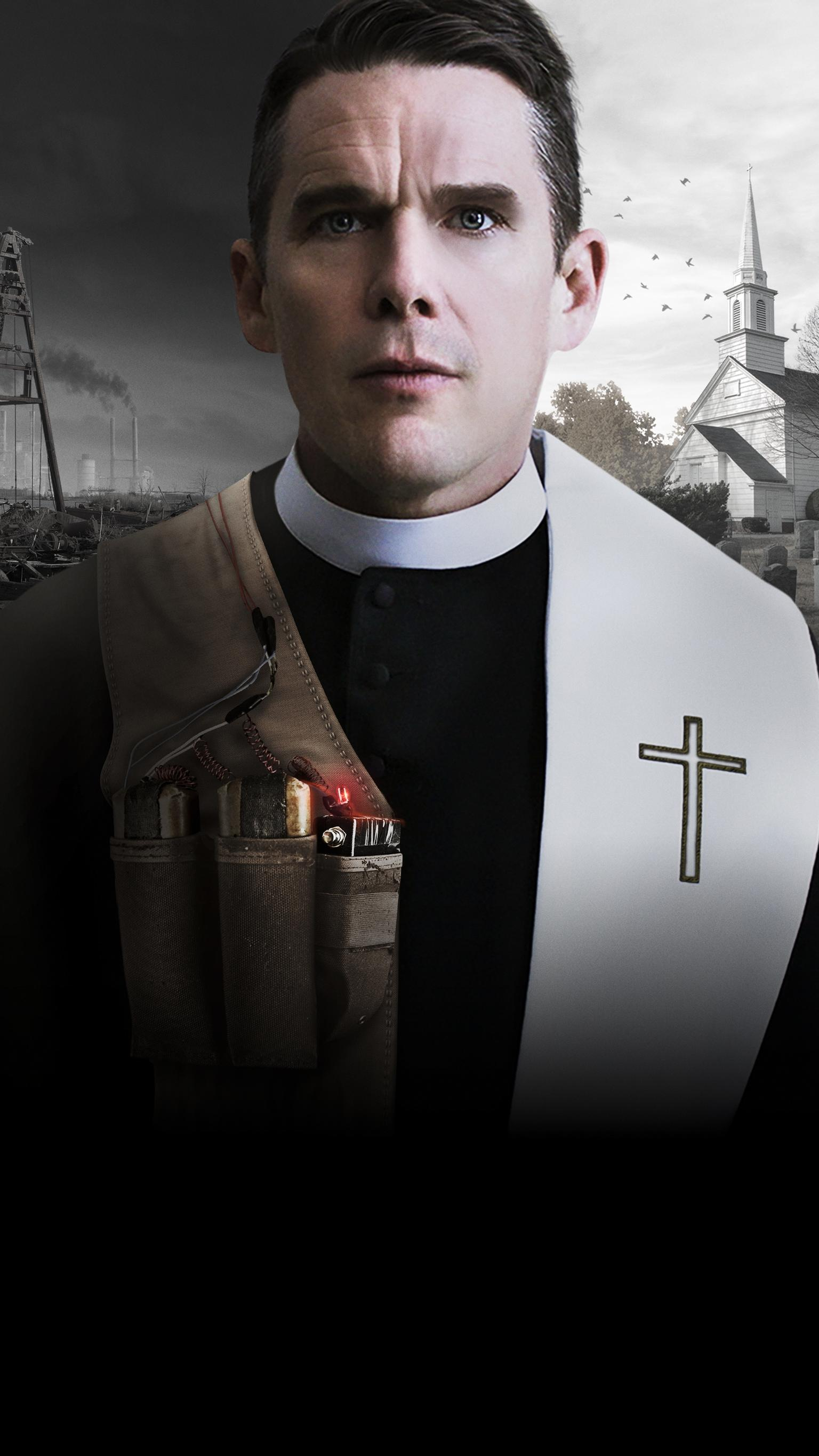 "Wallpaper for ""First Reformed"" (2018)"