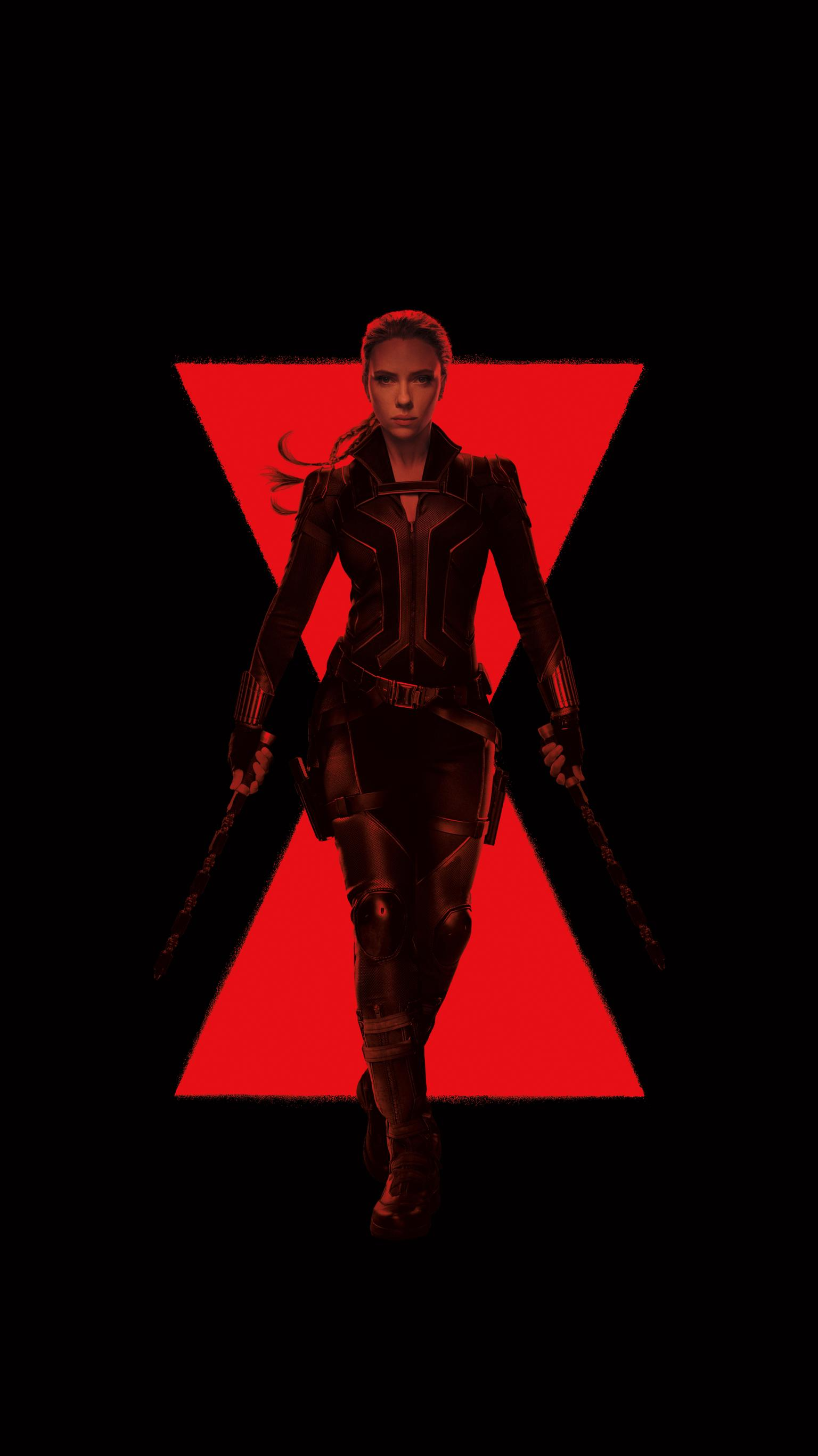 "Wallpaper for ""Black Widow"" (2021)"