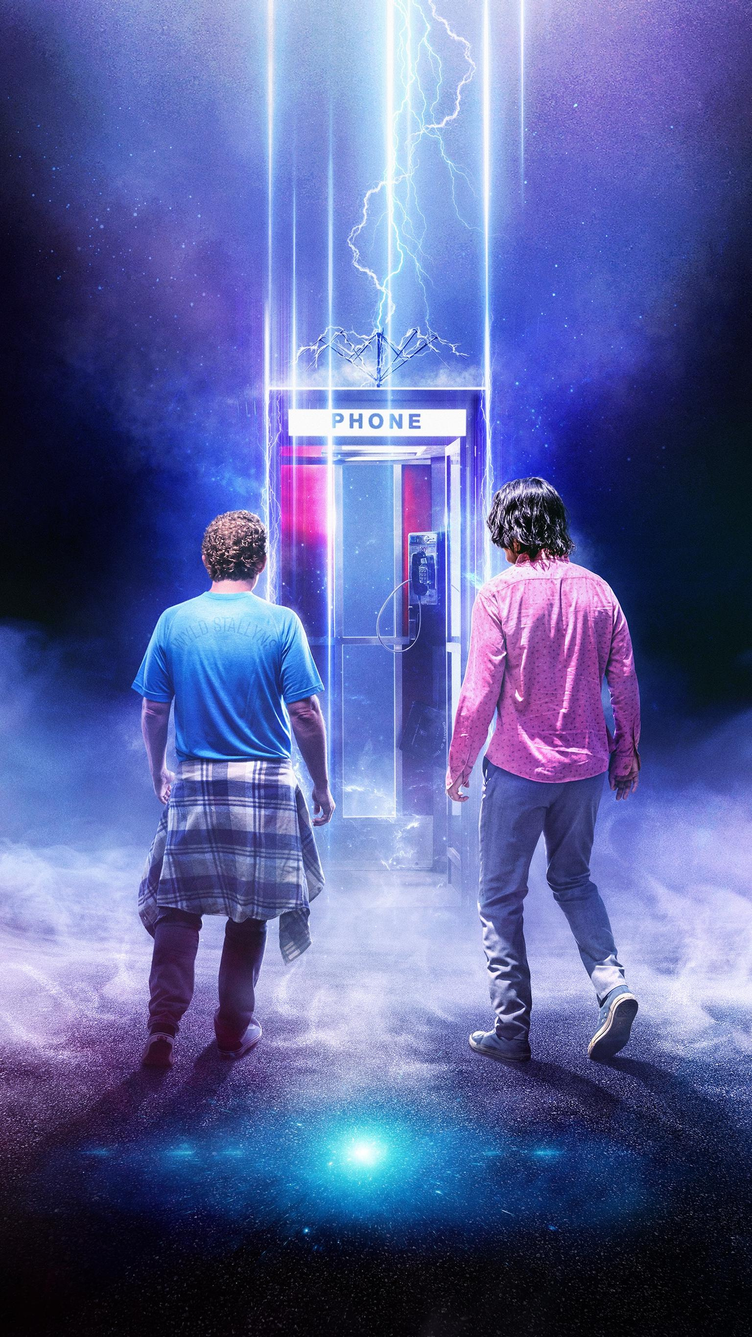 "Wallpaper for ""Bill & Ted Face the Music"" (2020)"