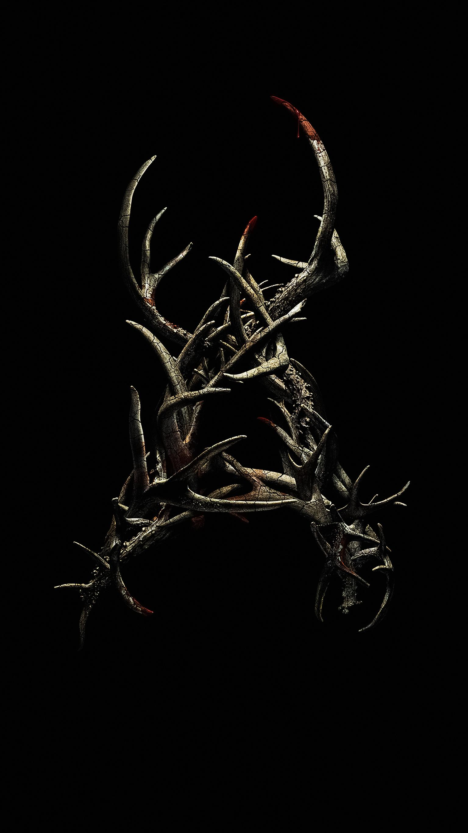 "Wallpaper for ""Antlers"" (2021)"