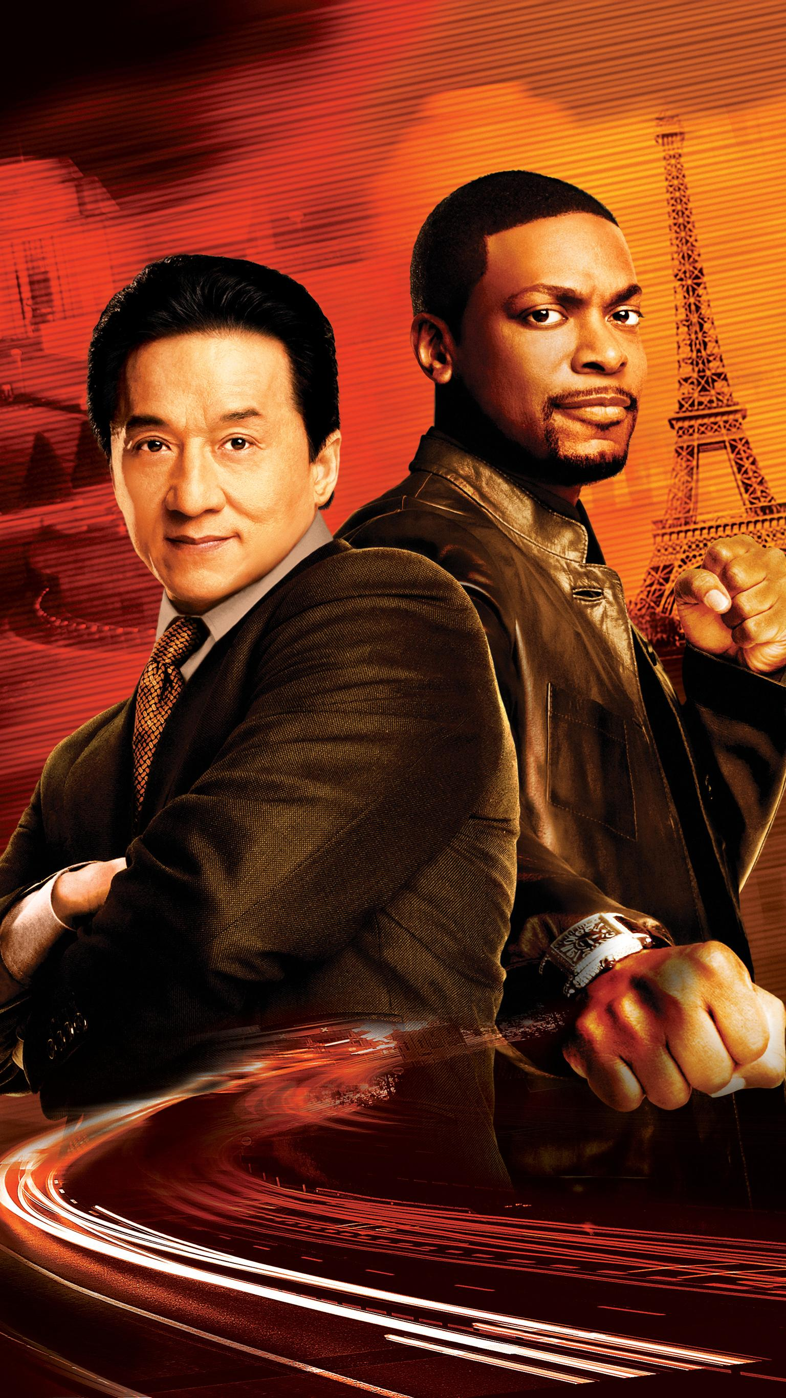 "Wallpaper for ""Rush Hour 3"" (2007)"