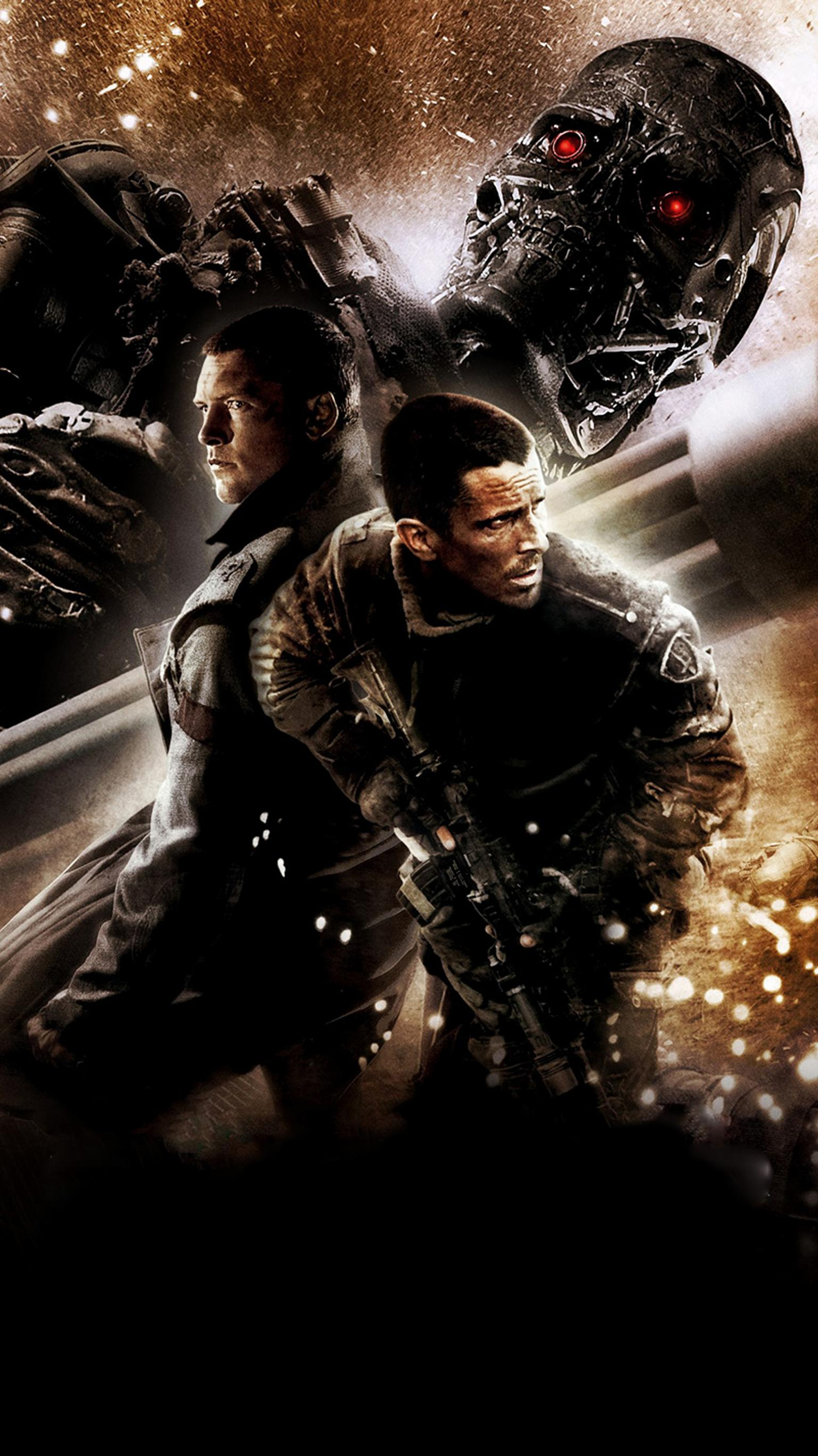 "Wallpaper for ""Terminator Salvation"" (2009)"
