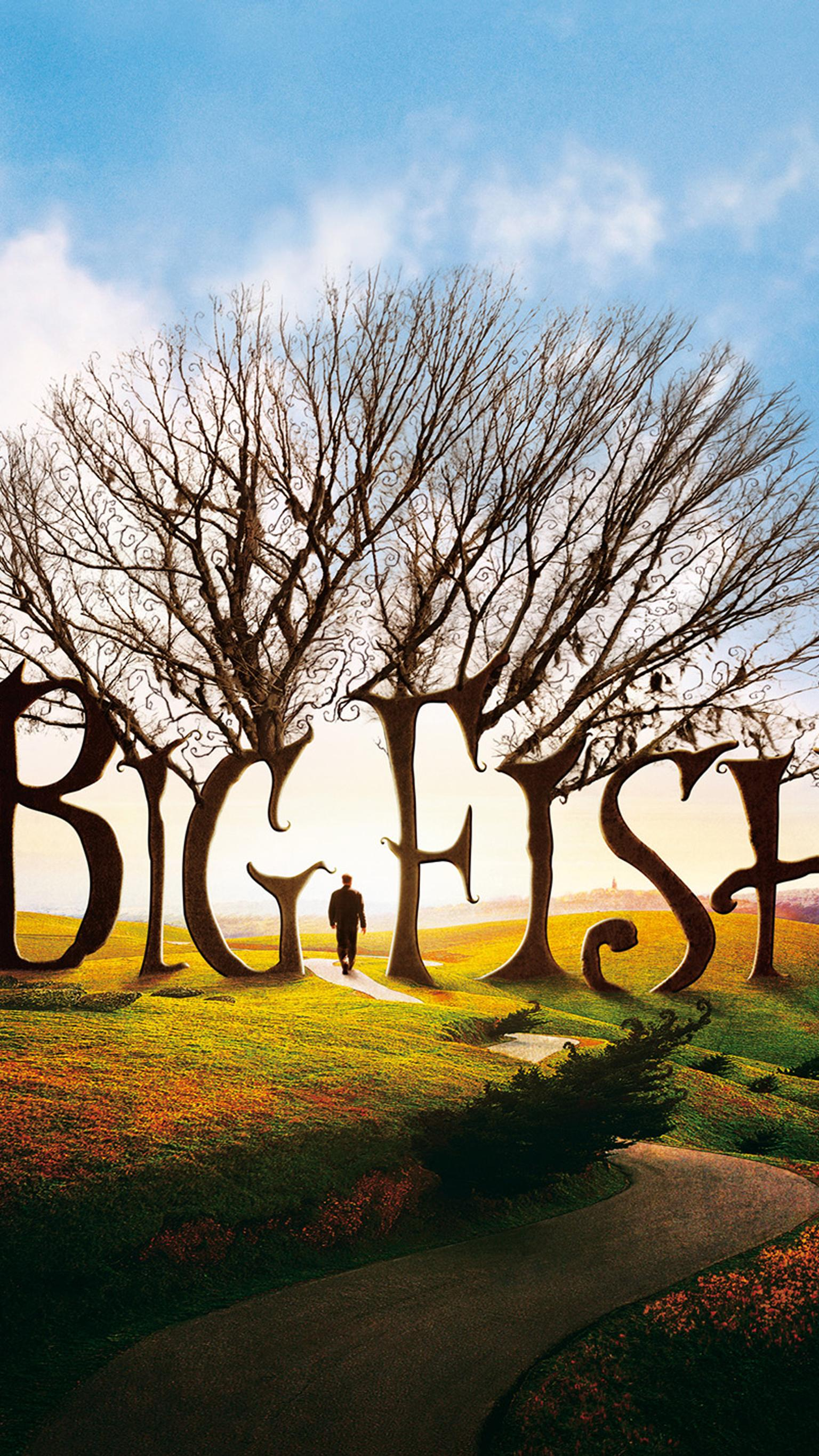 "Wallpaper for ""Big Fish"" (2003)"