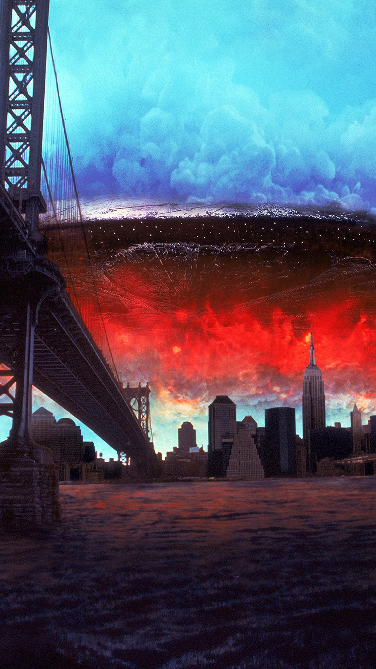 "Wallpaper for ""Independence Day"" (1996)"