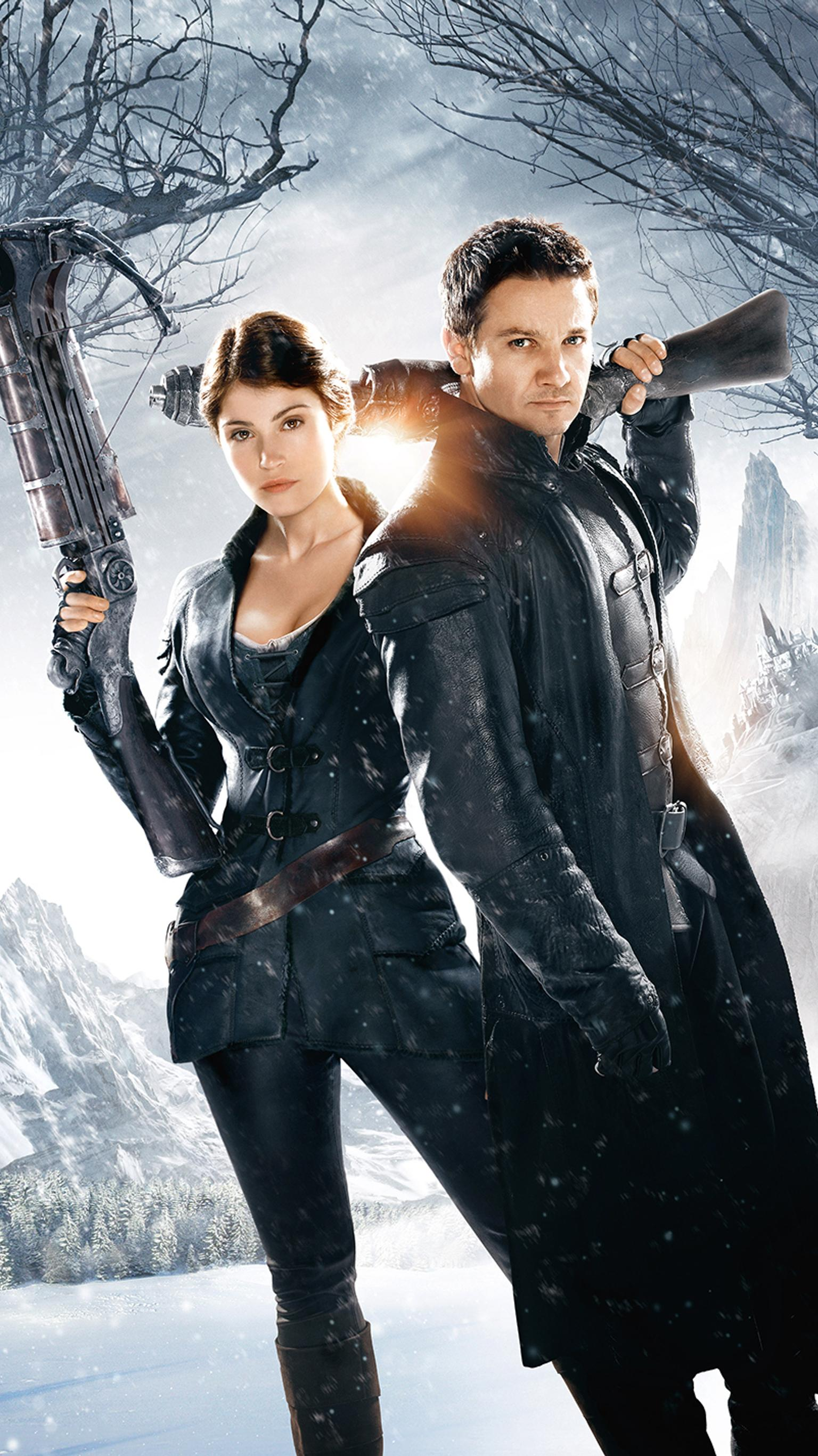 "Wallpaper for ""Hansel & Gretel: Witch Hunters"" (2013)"