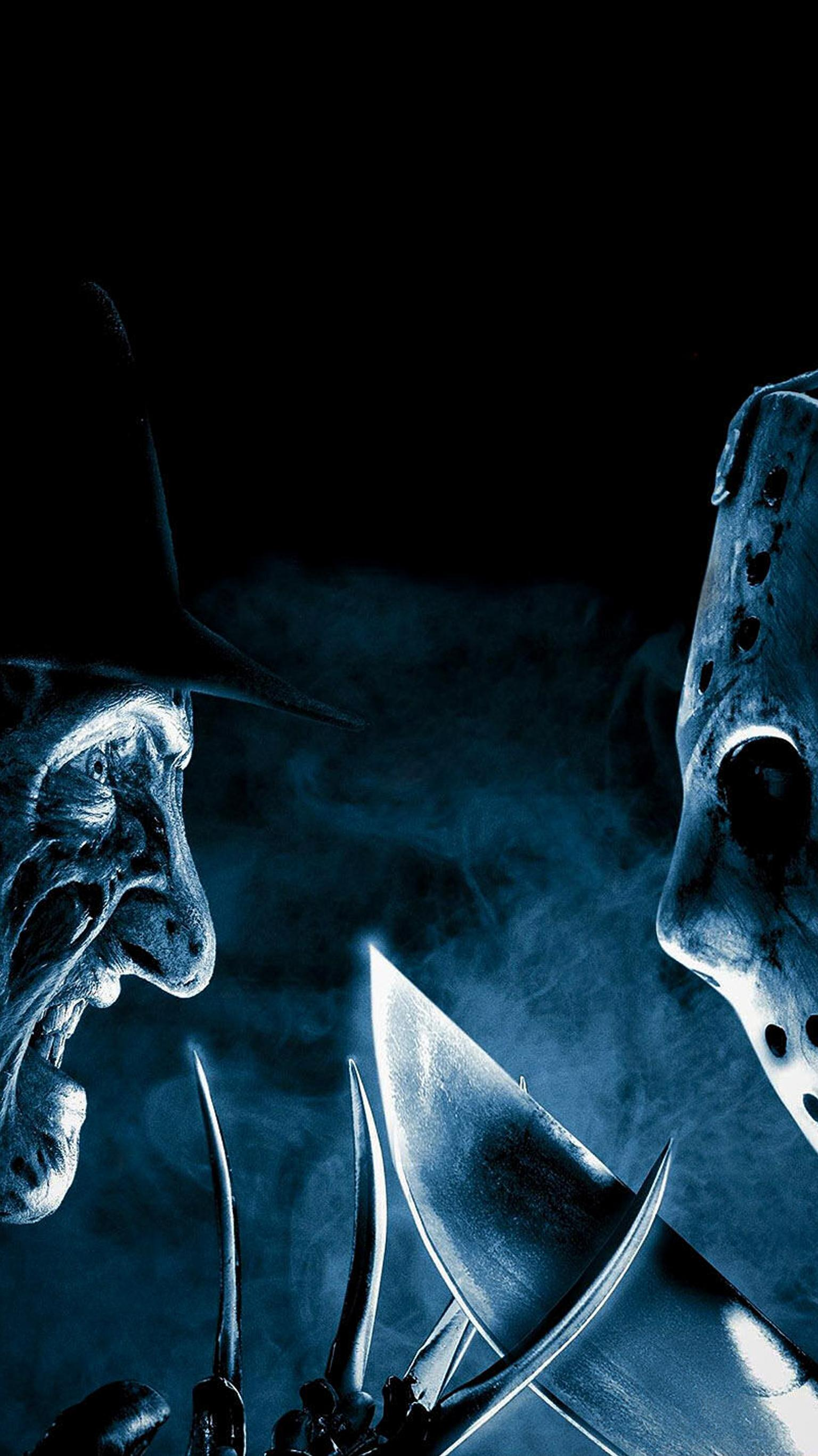 "Wallpaper for ""Freddy vs. Jason"" (2003)"