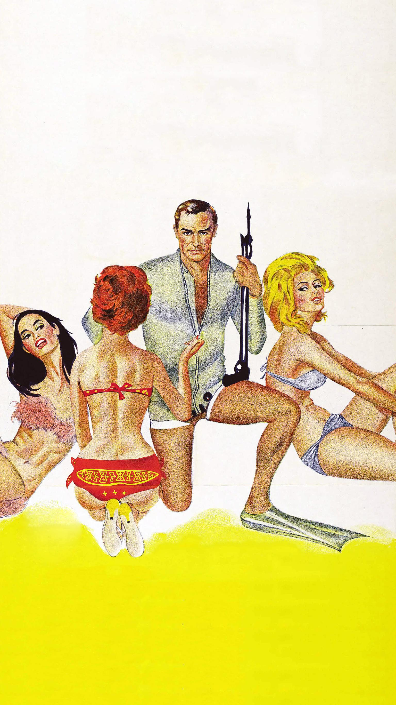 "Wallpaper for ""Thunderball"" (1965)"