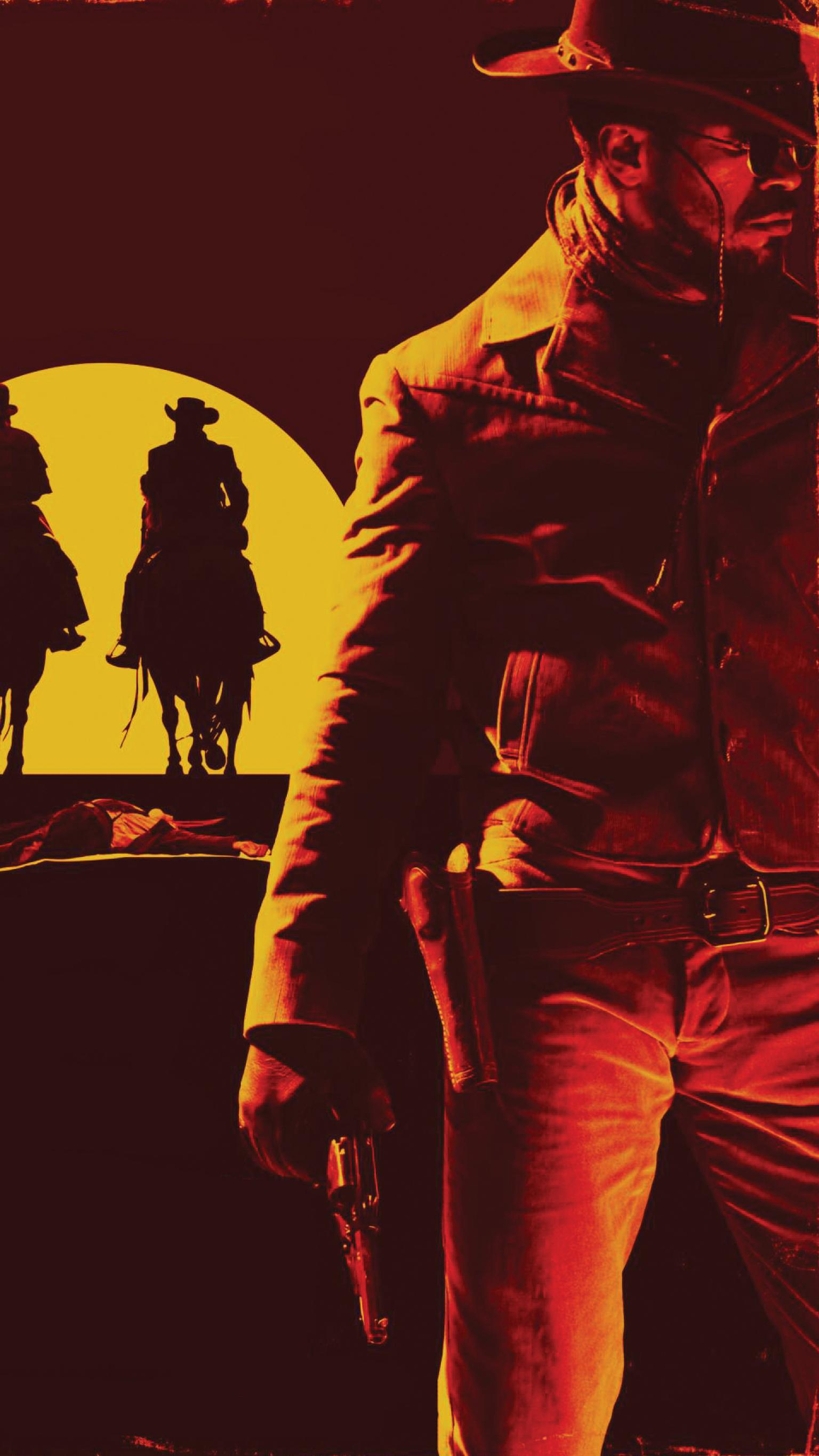 "Wallpaper for ""Django Unchained"" (2012)"