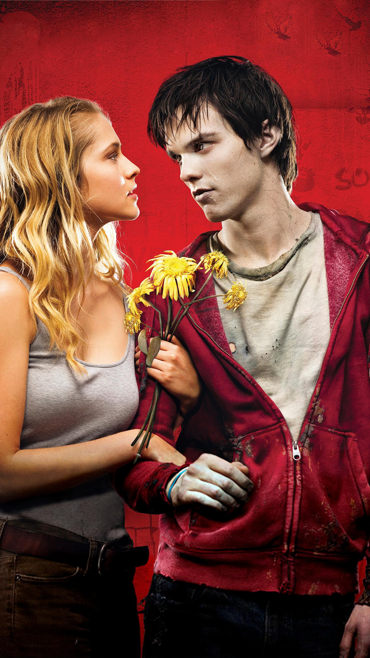"Wallpaper for ""Warm Bodies"" (2013)"