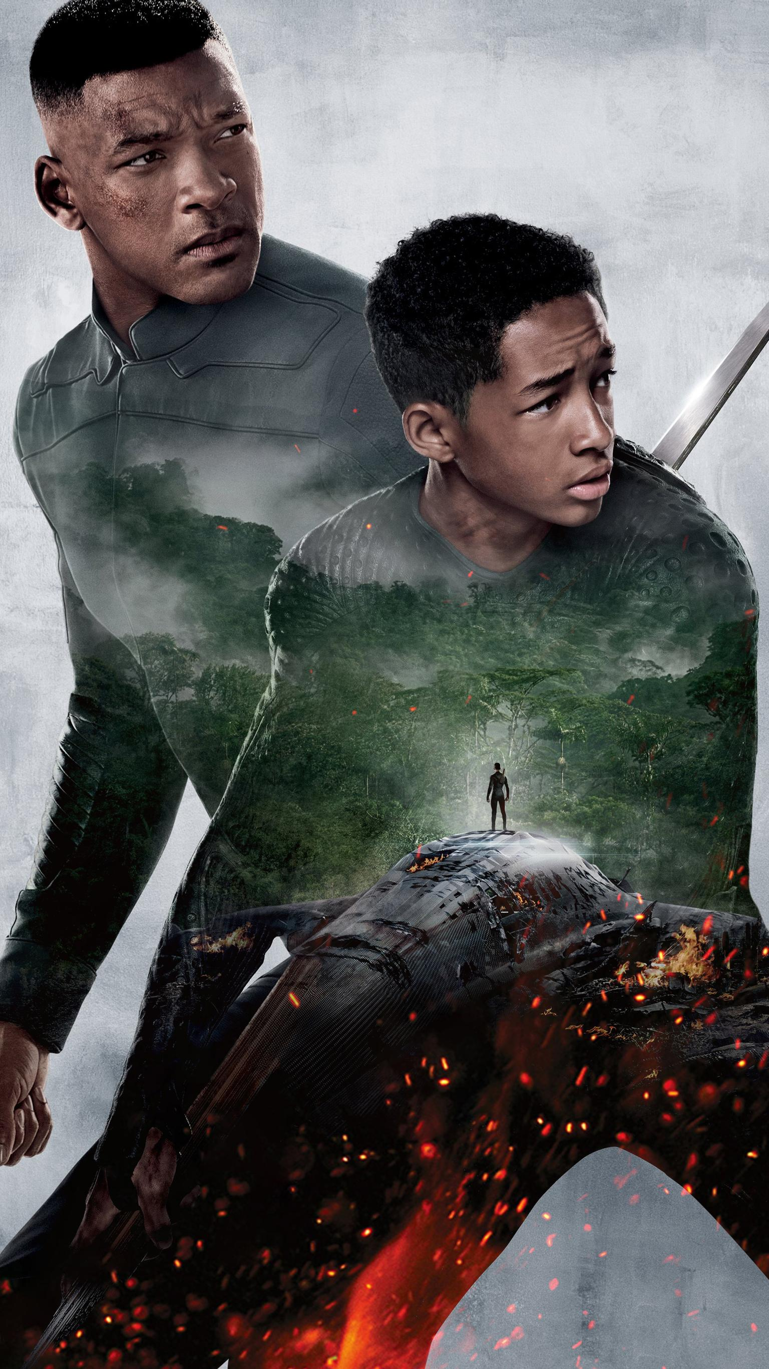 "Wallpaper for ""After Earth"" (2013)"