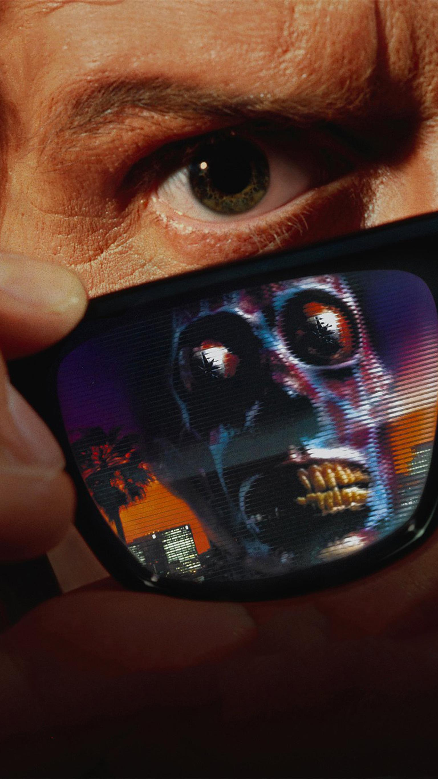 "Wallpaper for ""They Live"" (1988)"