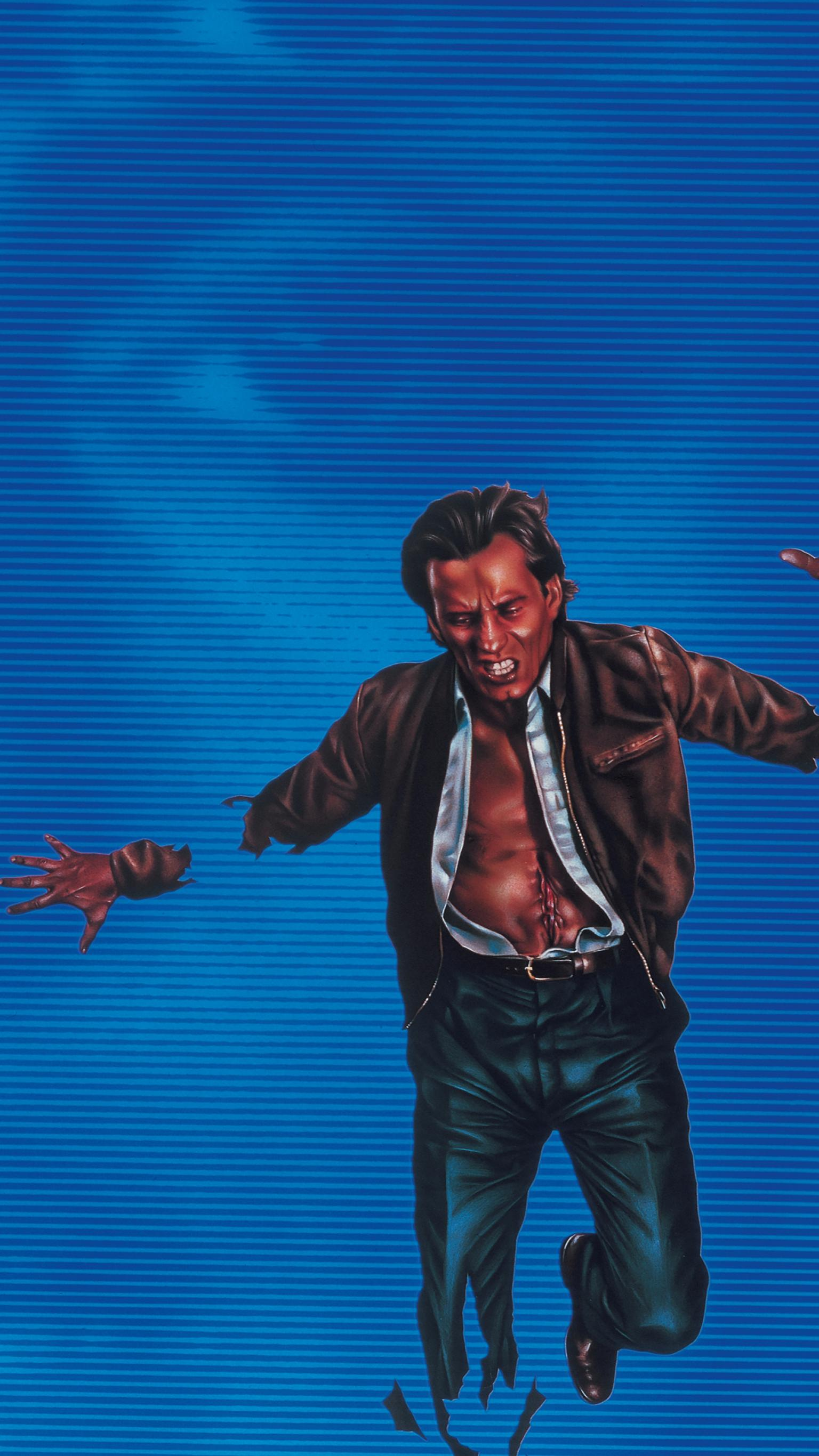 "Wallpaper for ""Videodrome"" (1983)"