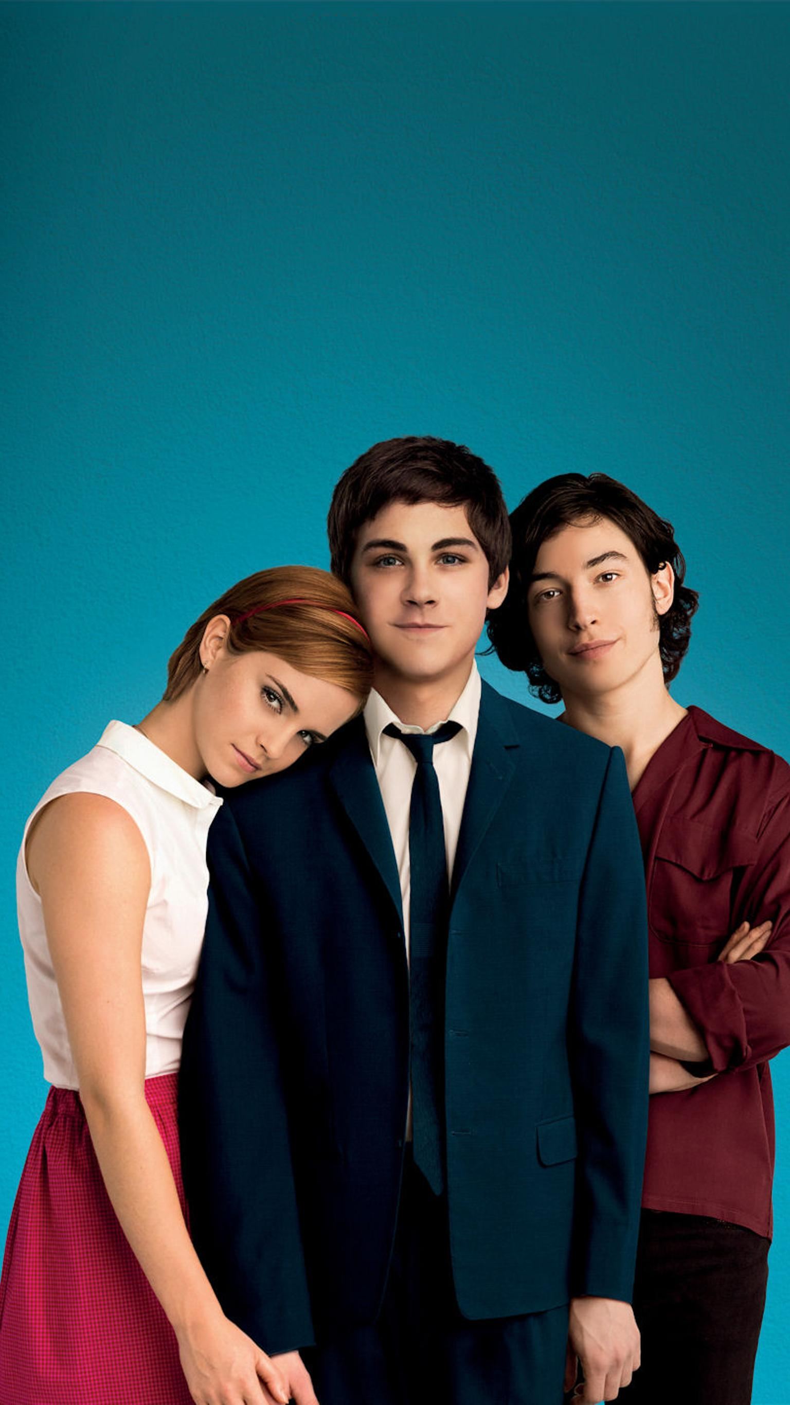 "Wallpaper for ""The Perks of Being a Wallflower"" (2012)"