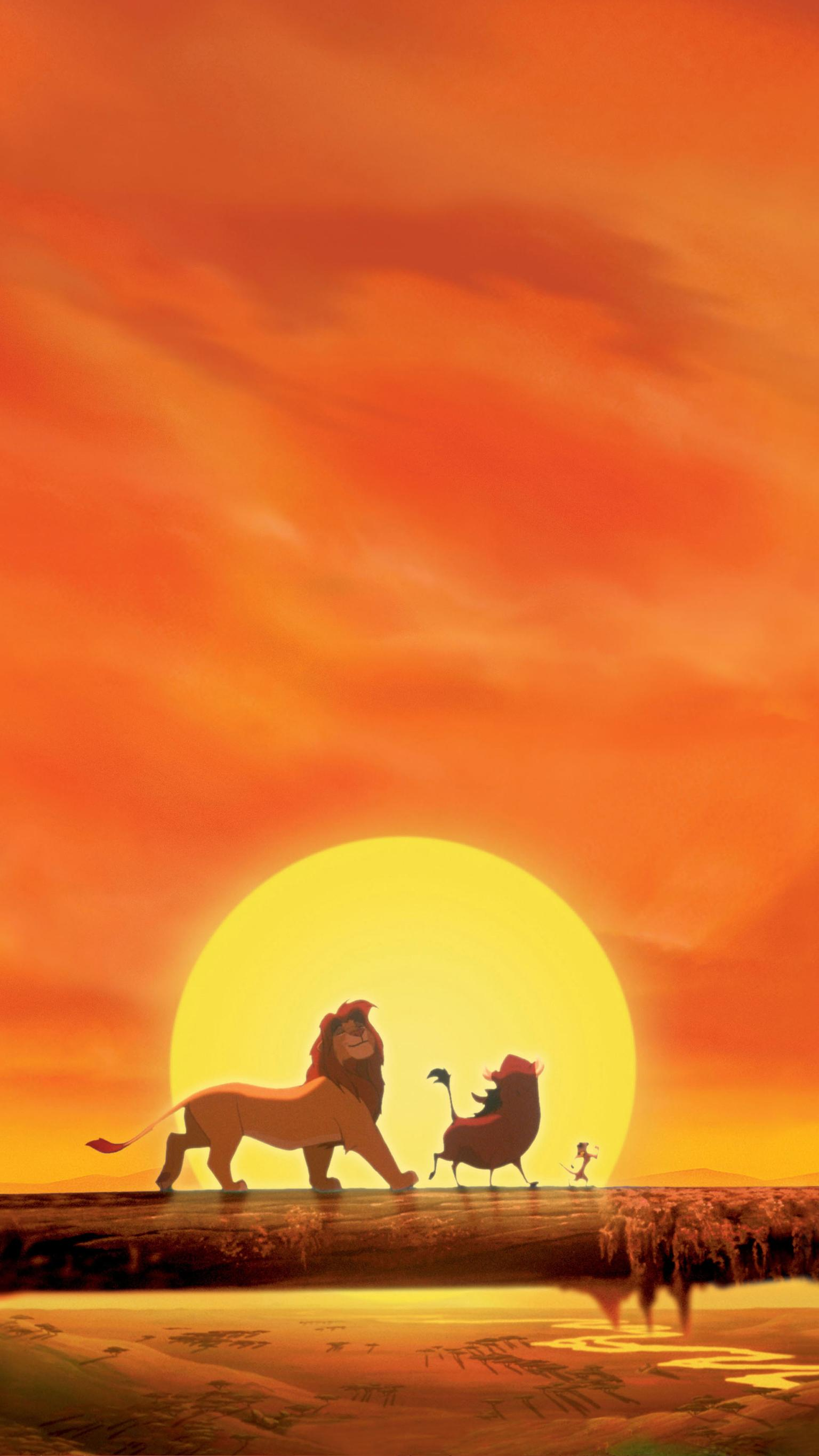 "Wallpaper for ""The Lion King"" (1994)"