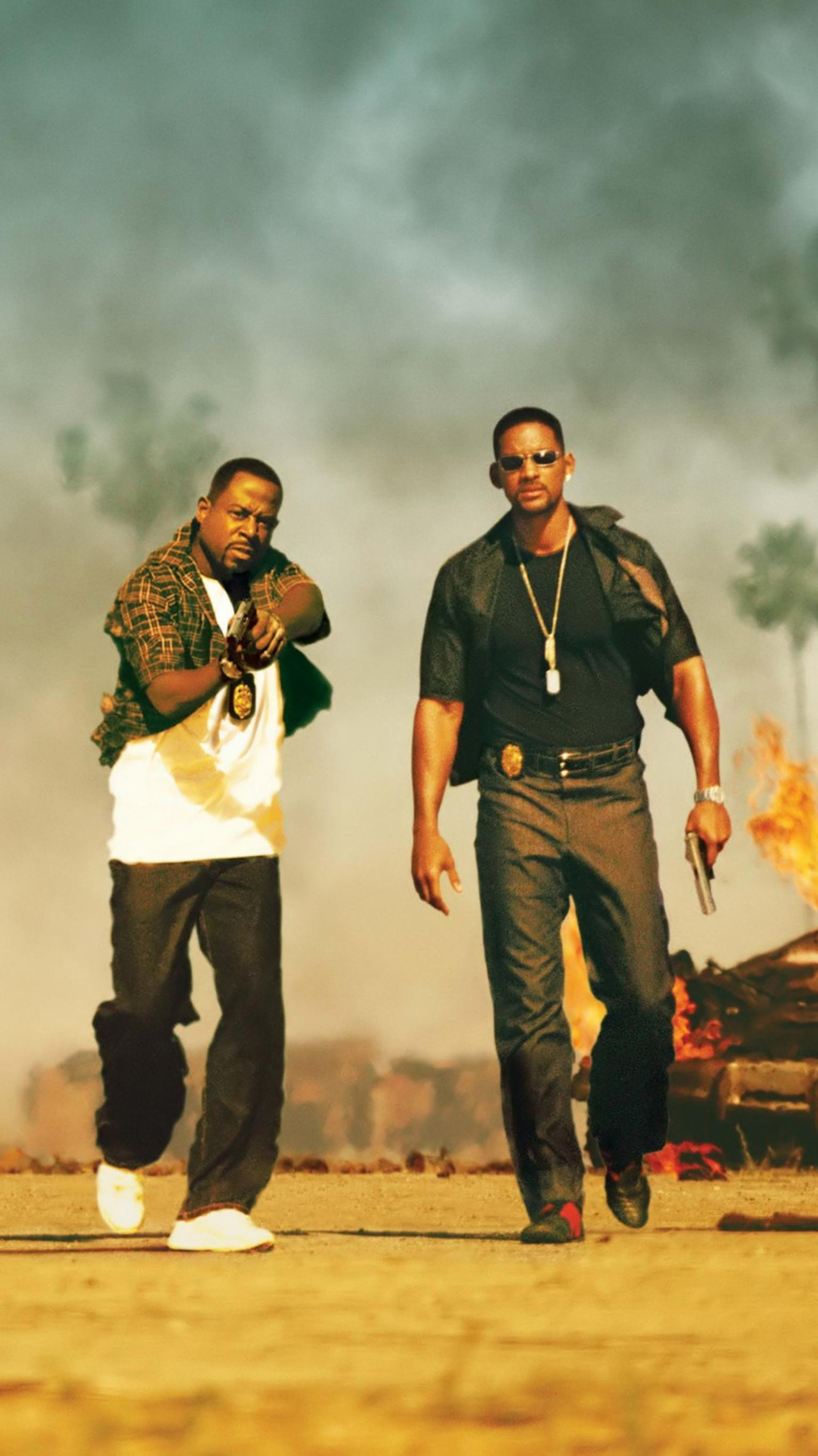 "Wallpaper for ""Bad Boys II"" (2003)"