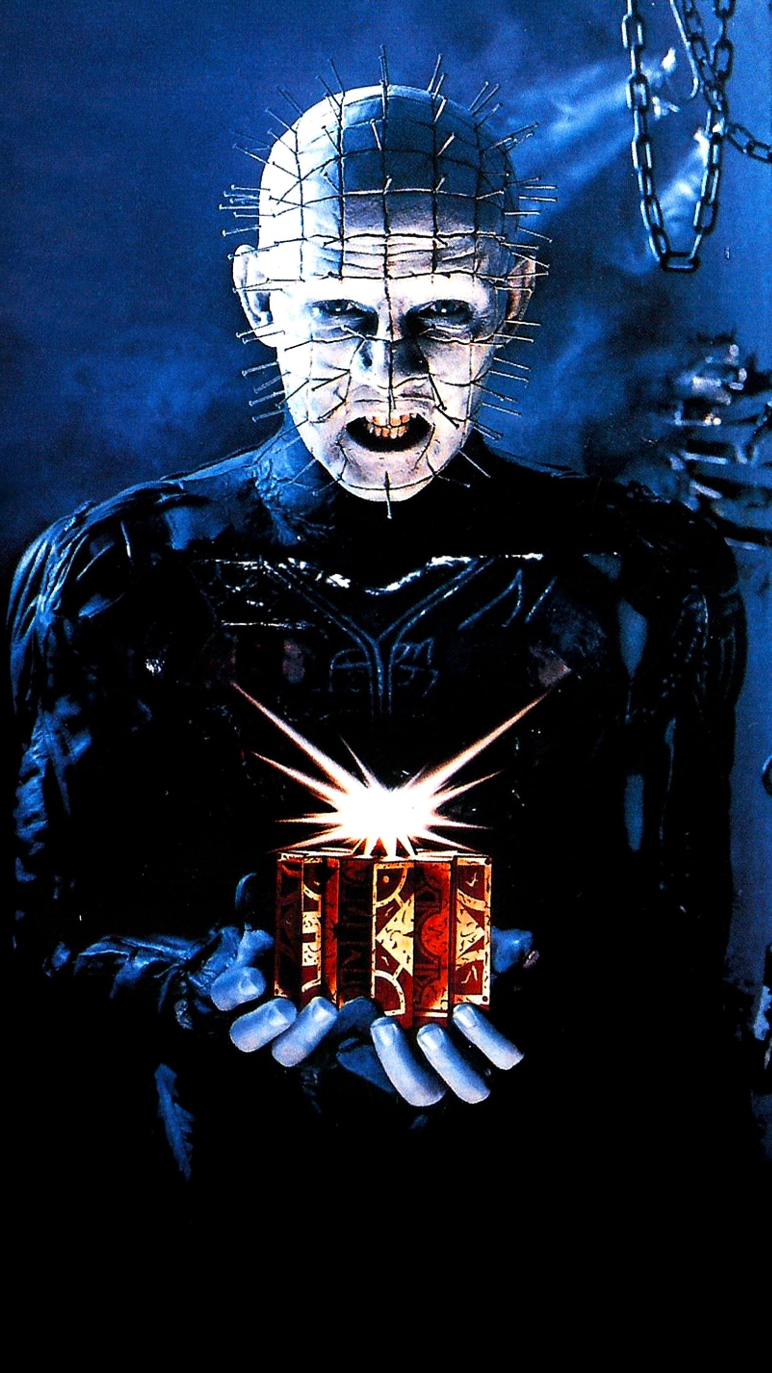 "Wallpaper for ""Hellraiser"" (1987)"