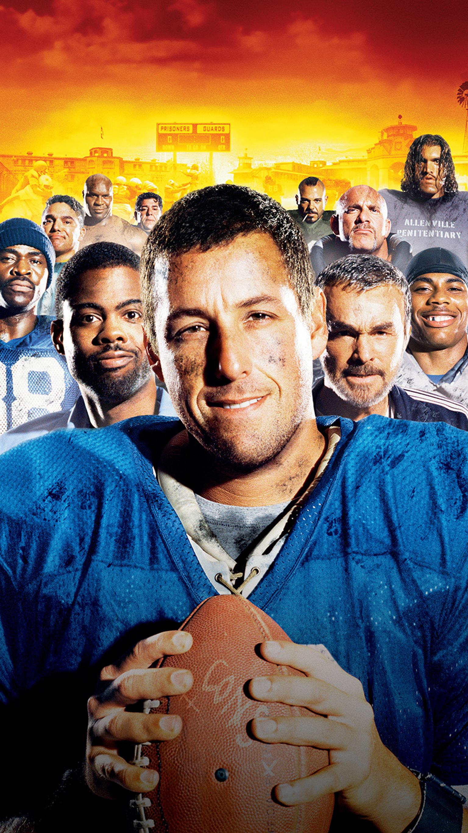"Wallpaper for ""The Longest Yard"" (2005)"