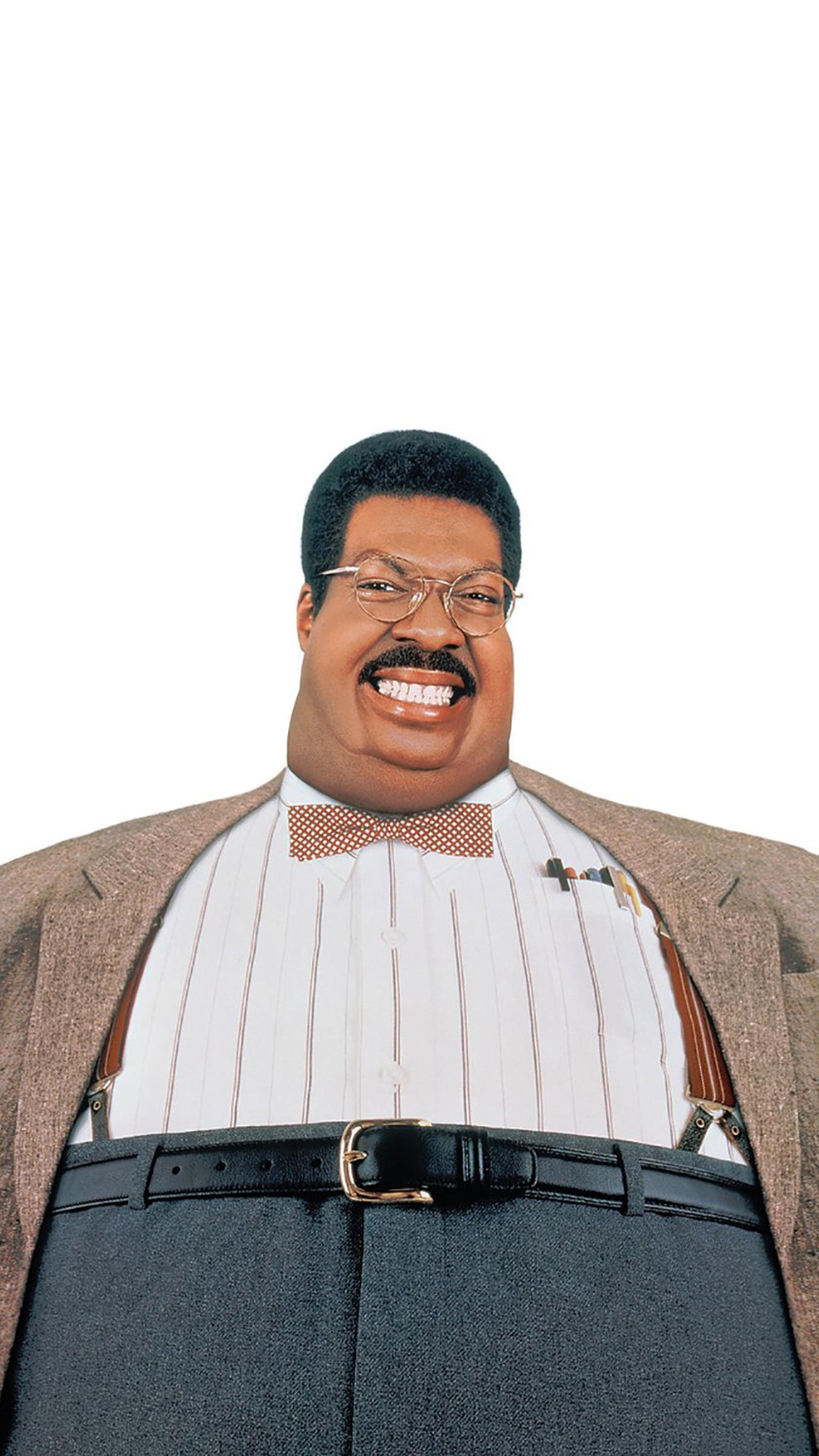 "Wallpaper for ""The Nutty Professor"" (1996)"