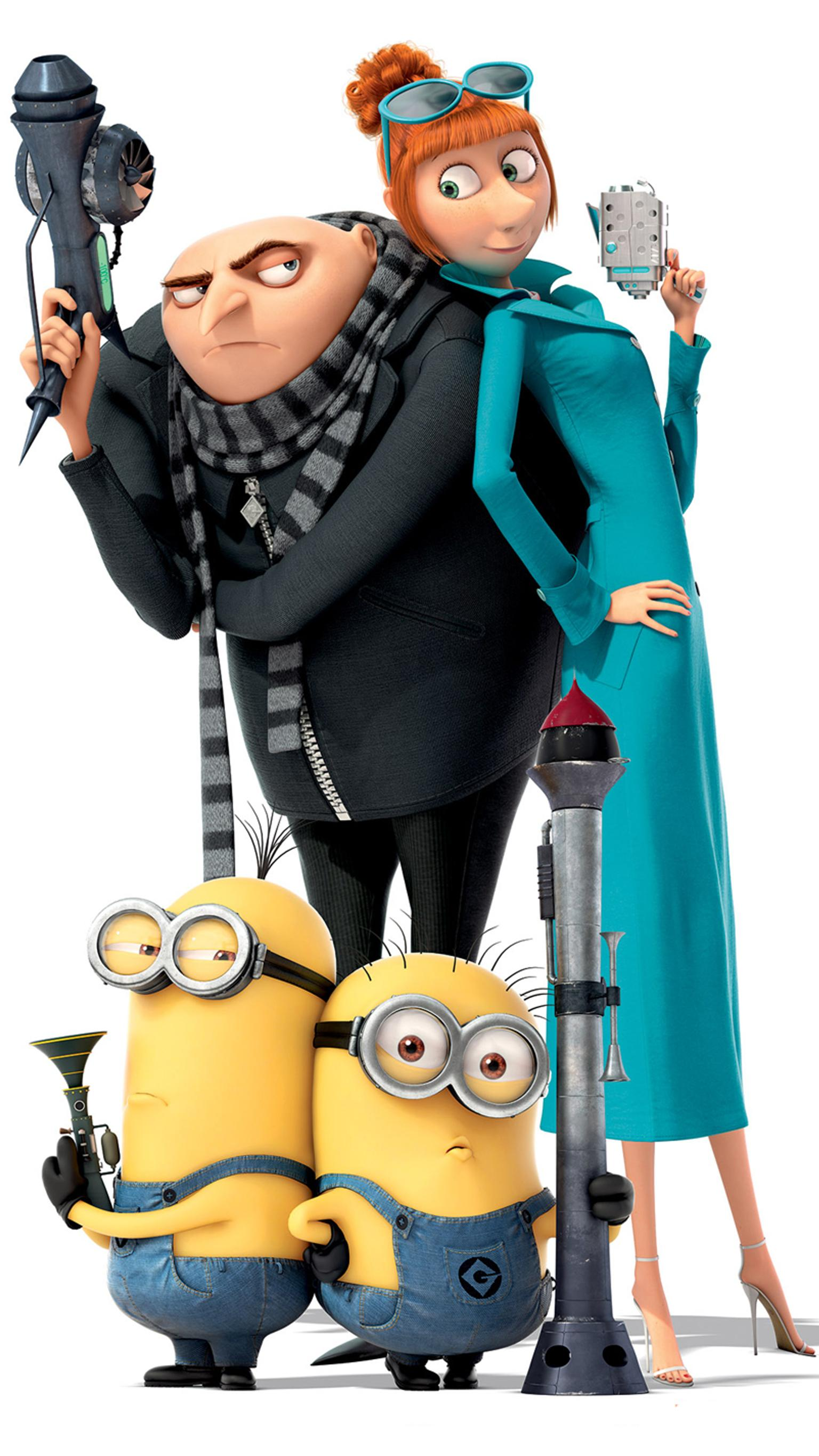 "Wallpaper for ""Despicable Me 2"" (2013)"