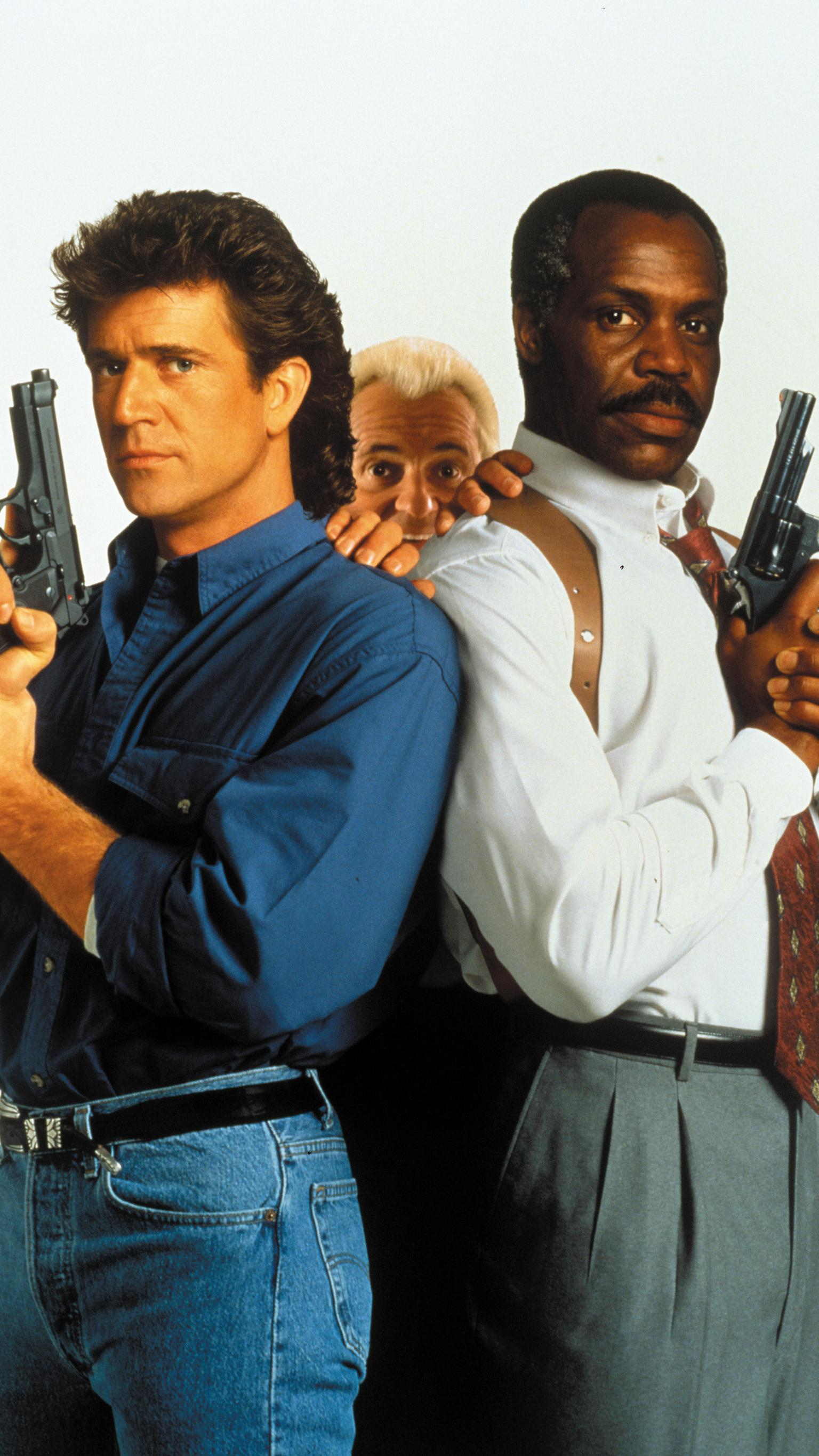 "Wallpaper for ""Lethal Weapon 3"" (1992)"