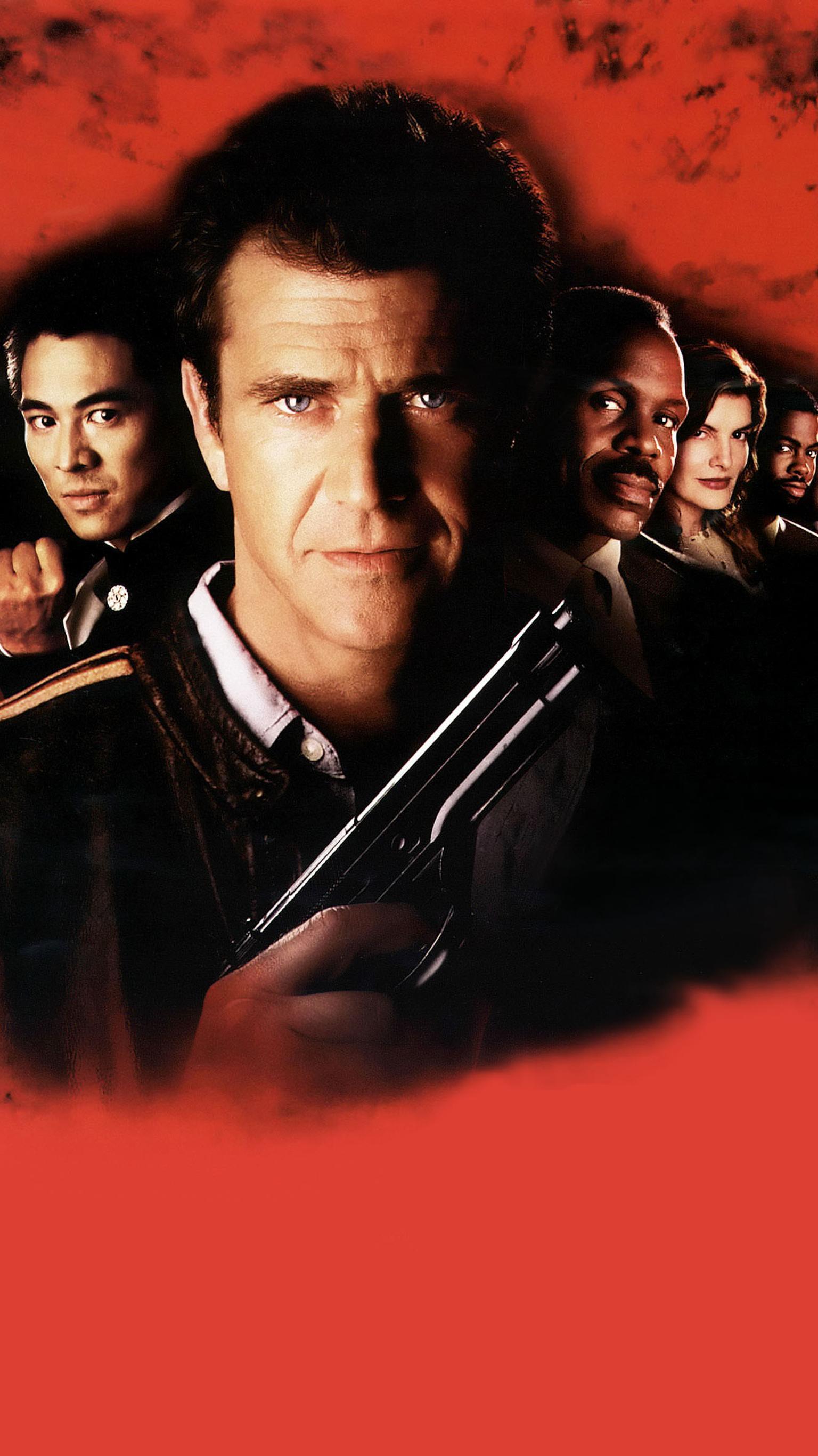 "Wallpaper for ""Lethal Weapon 4"" (1998)"