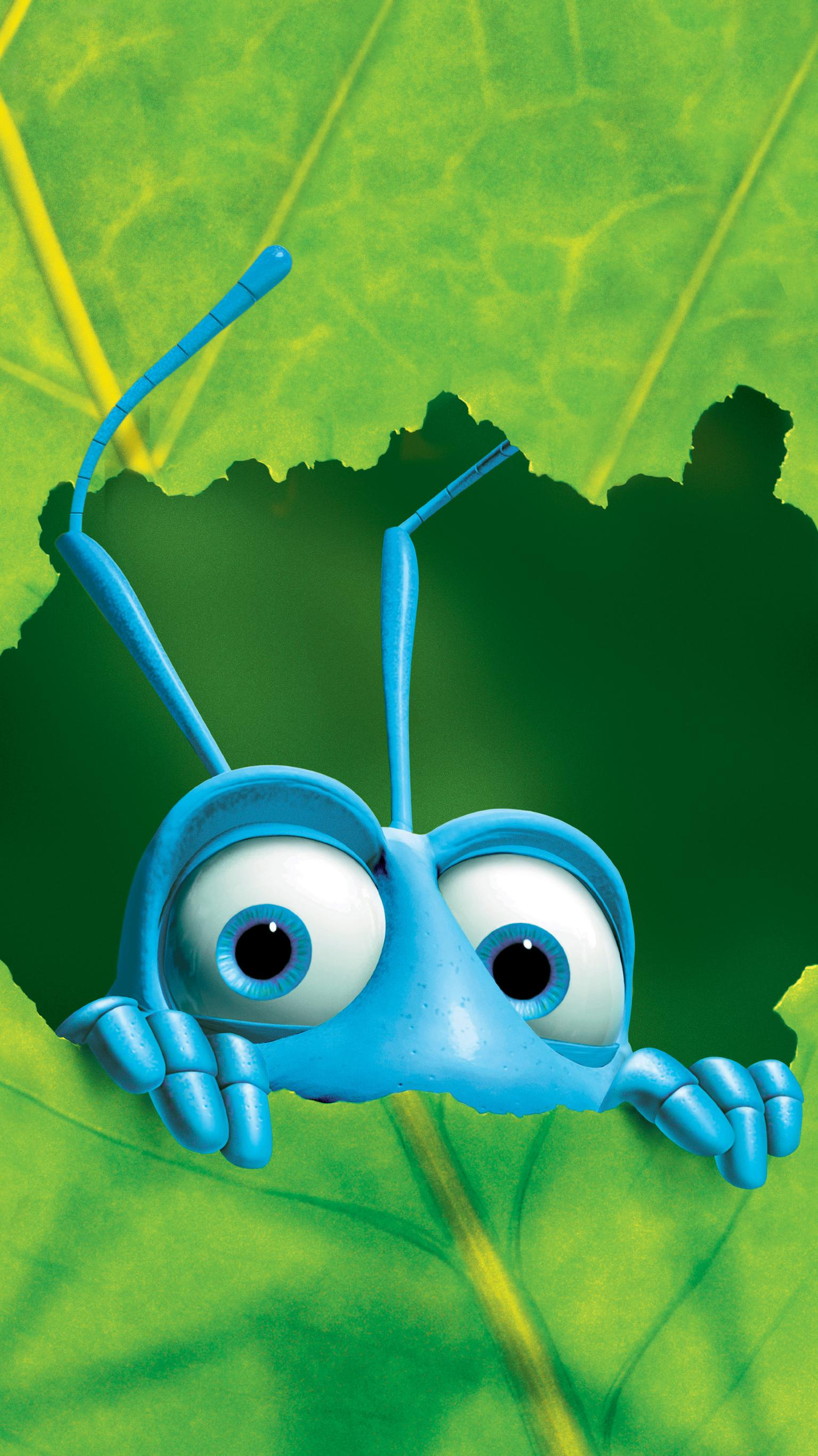 "Wallpaper for ""A Bug's Life"" (1998)"