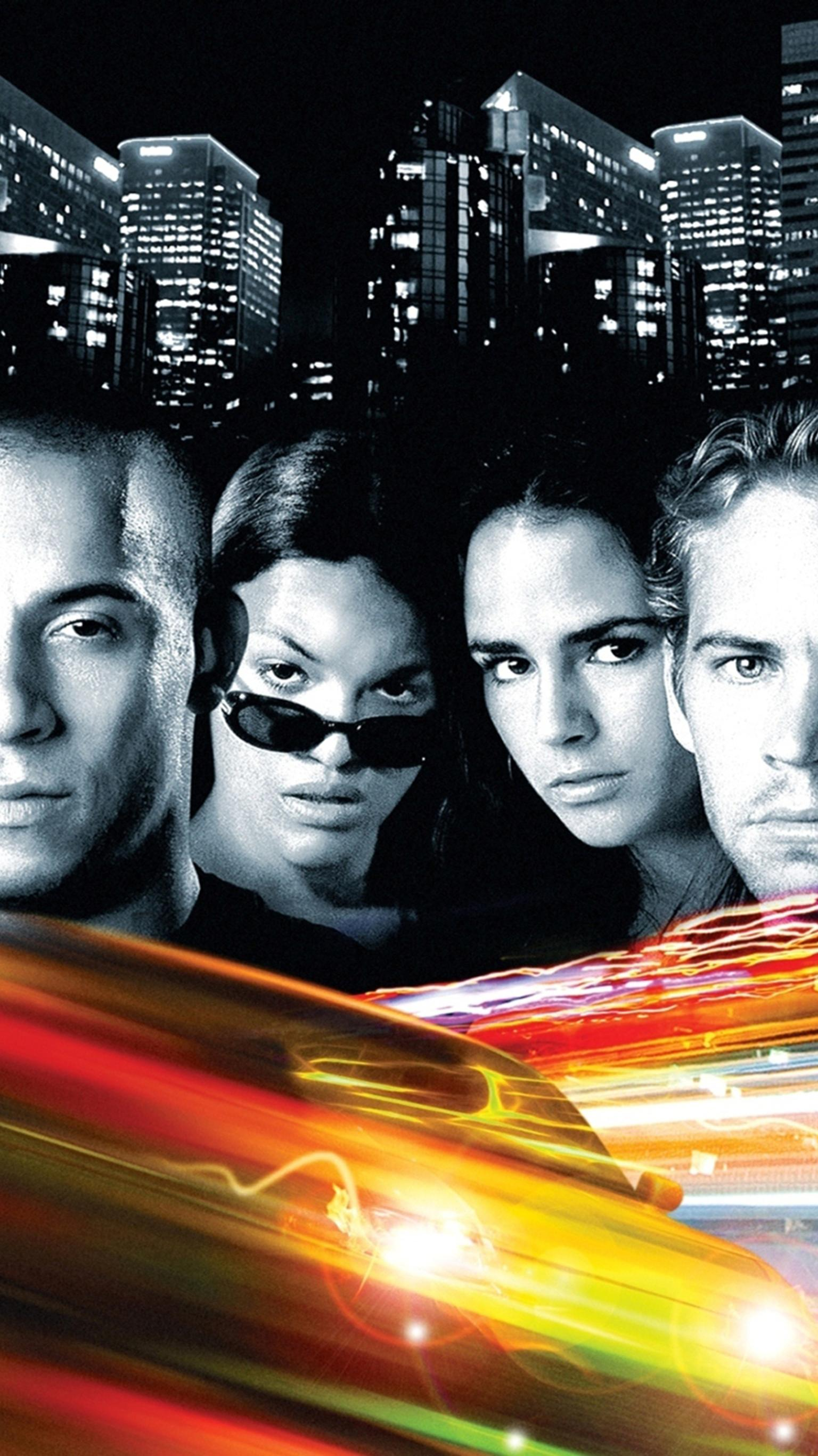 The Fast and the Furious (2001) Phone Wallpaper   Moviemania